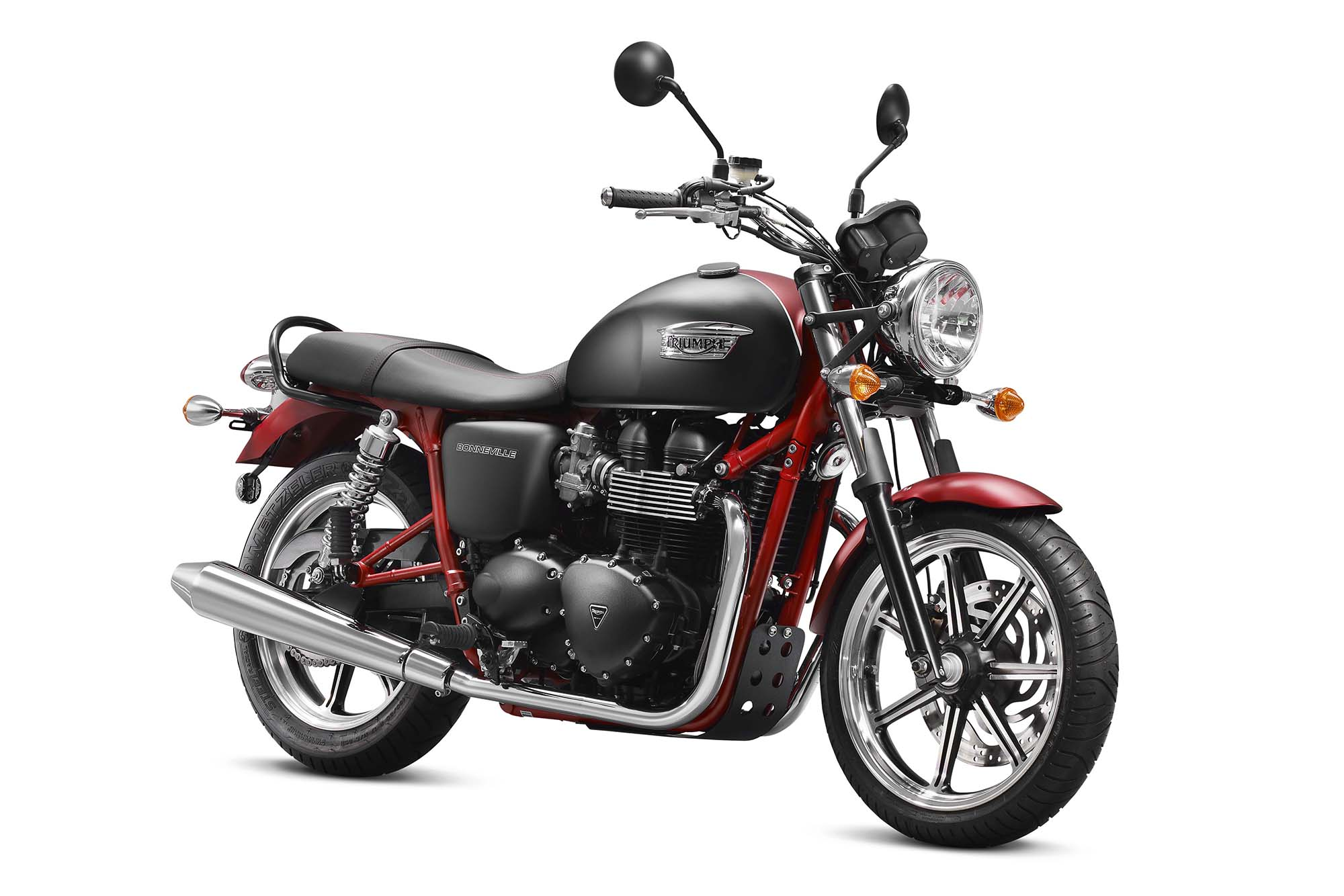Triumph Bonneville SE 2013 wallpapers #173942