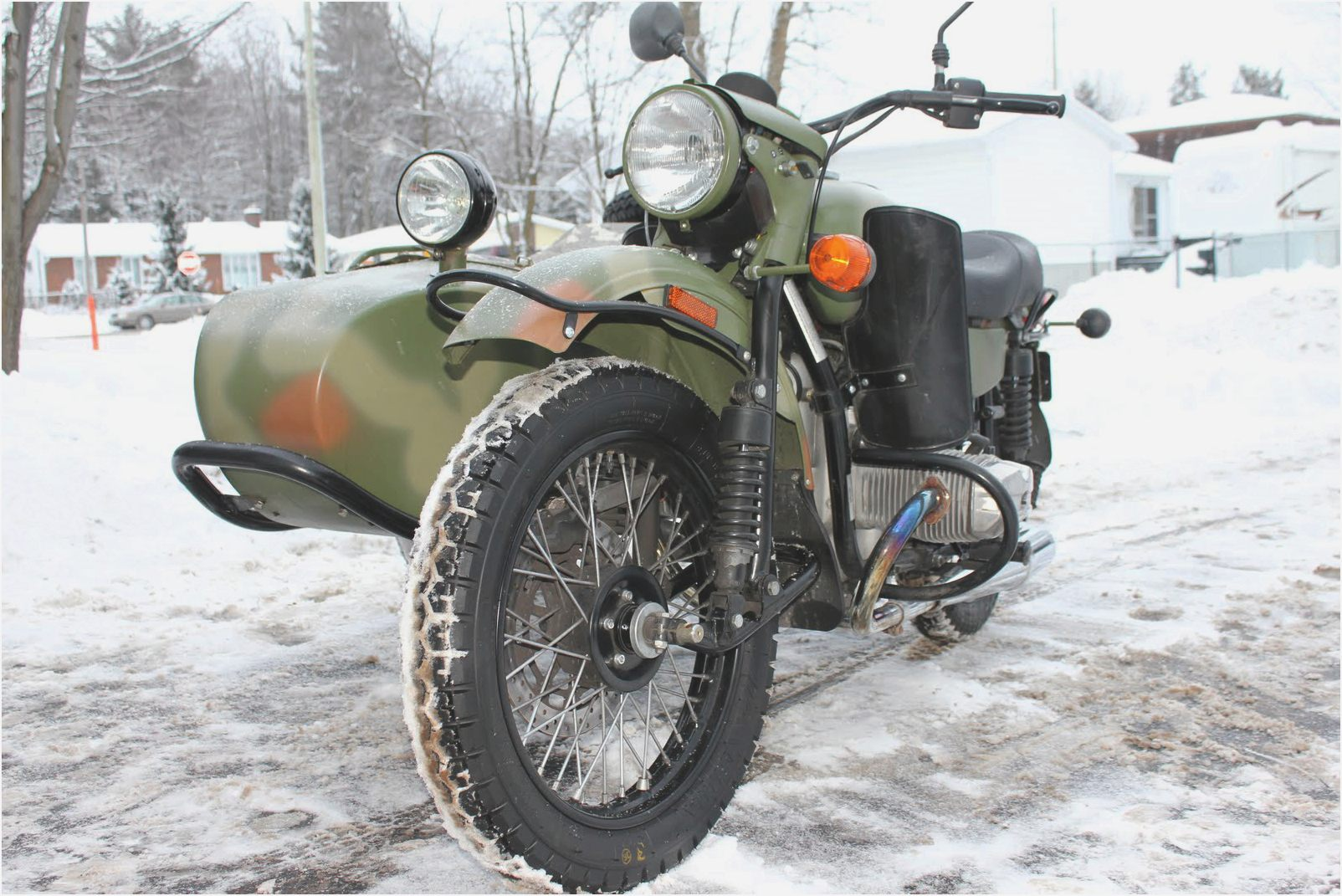 Ural Taiga 2WD Limited Edition 2010 images #129412
