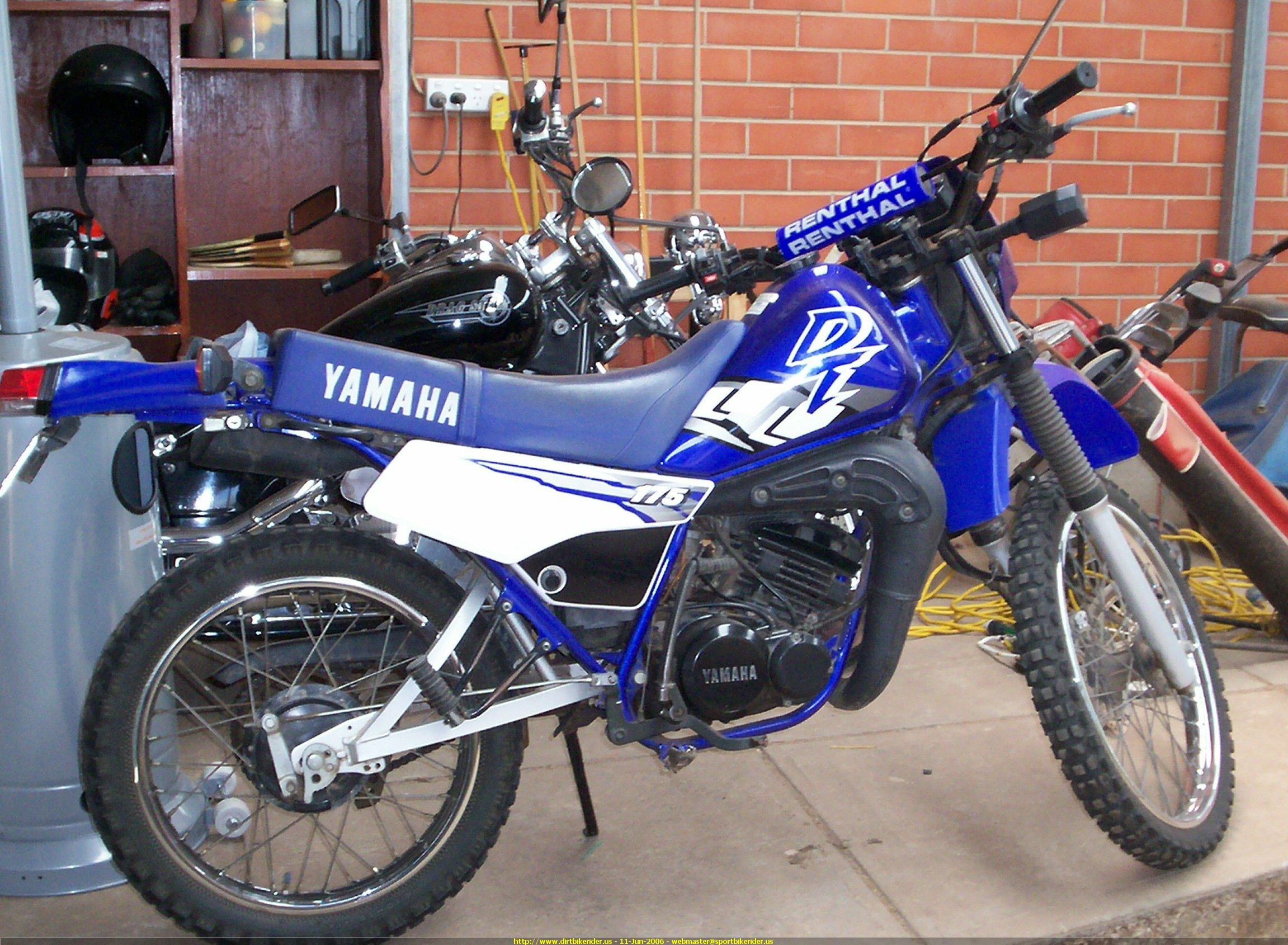 1975 yamaha dt 175 pics specs and information for Yamaha 175 sho