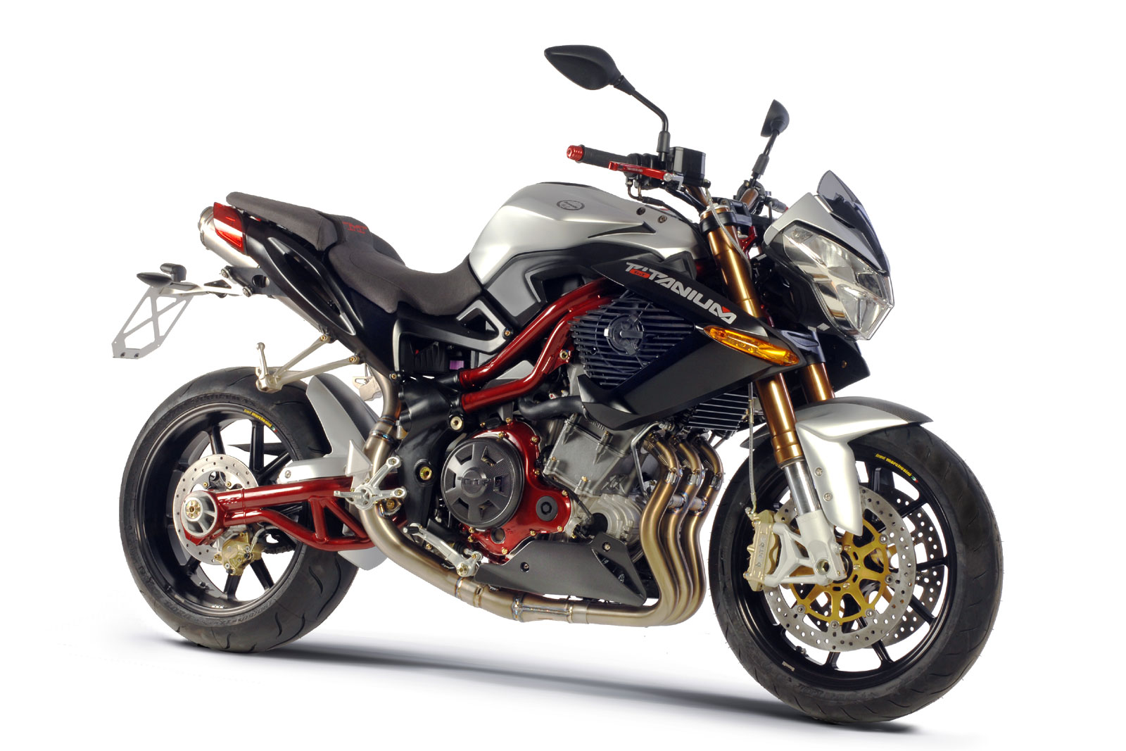 Benelli TnT 899 s 2008 wallpapers #132889