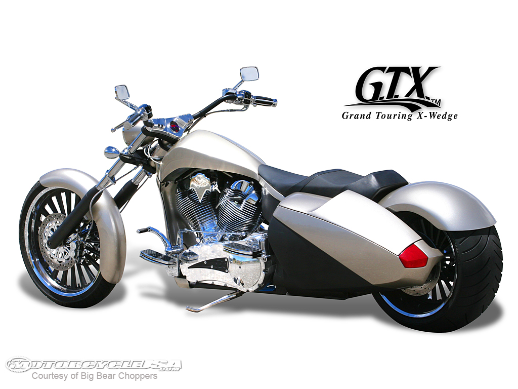 Big Bear Choppers GTX Standard 114 X-Wedge EFI images #66028