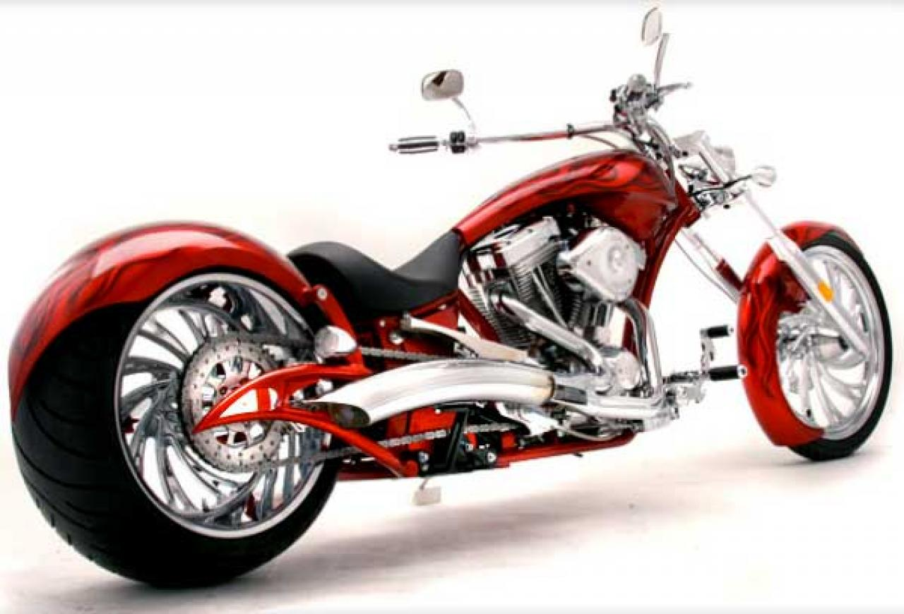 Big Bear Choppers Sled ProStreet 100 EFI 2009 wallpapers #136551