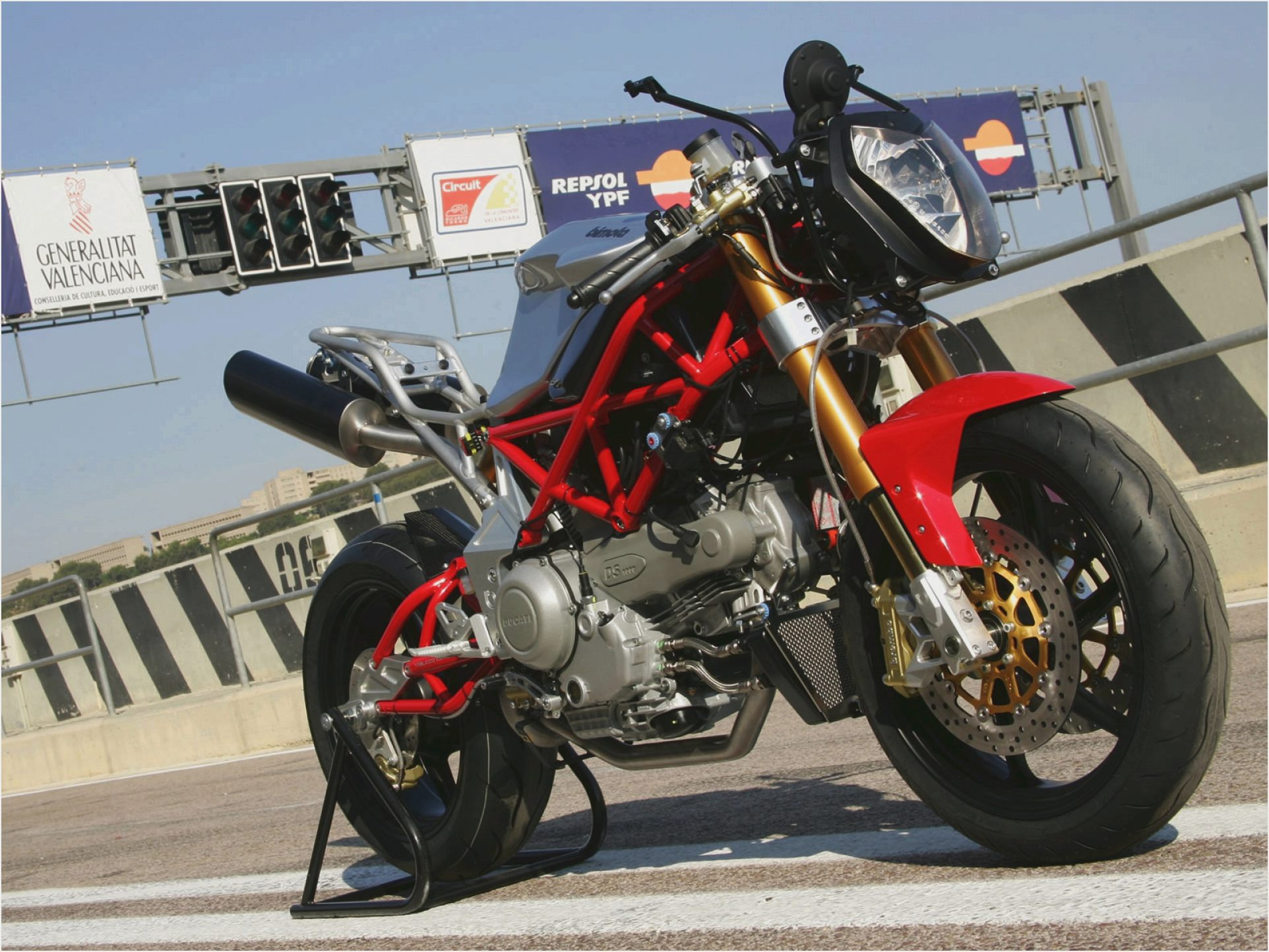 Bimota DB 5 R 2009 wallpapers #147170
