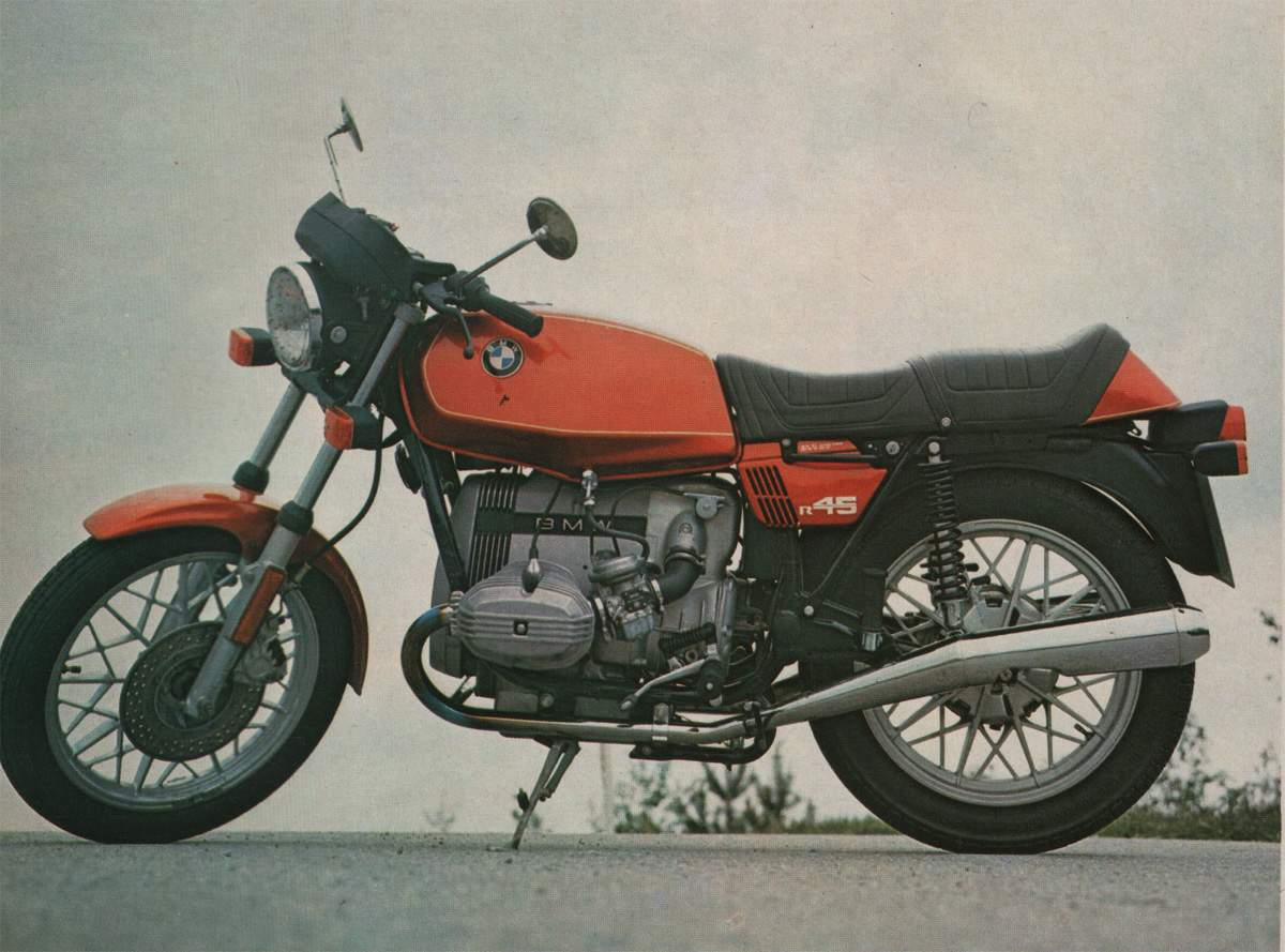 BMW R100RS 1981 images #4631