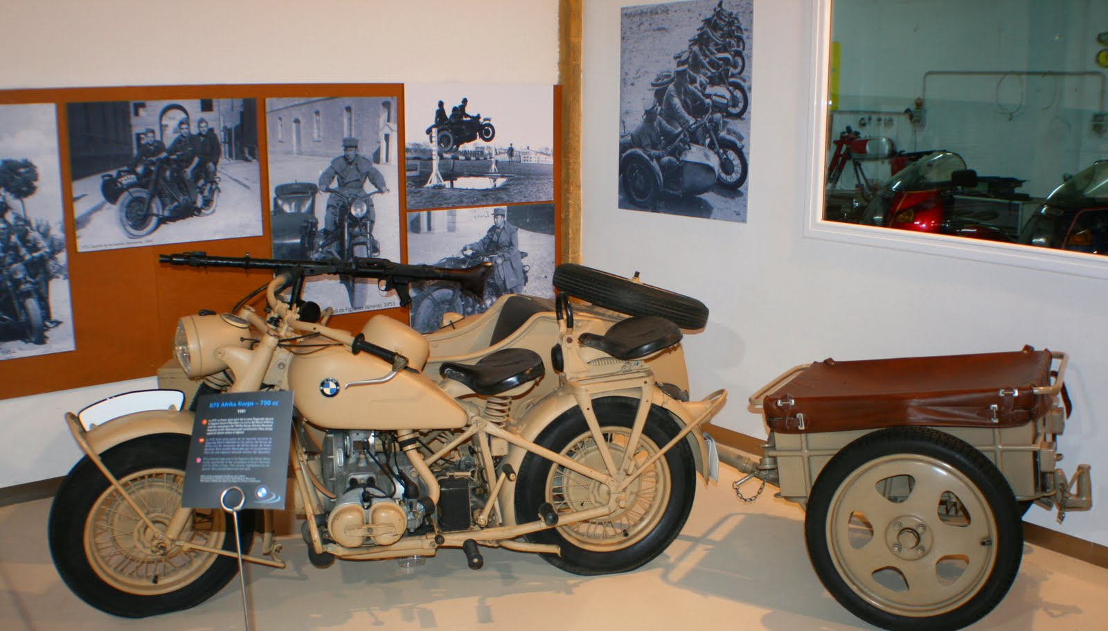 BMW R75 with sidecar 1942 images #146279