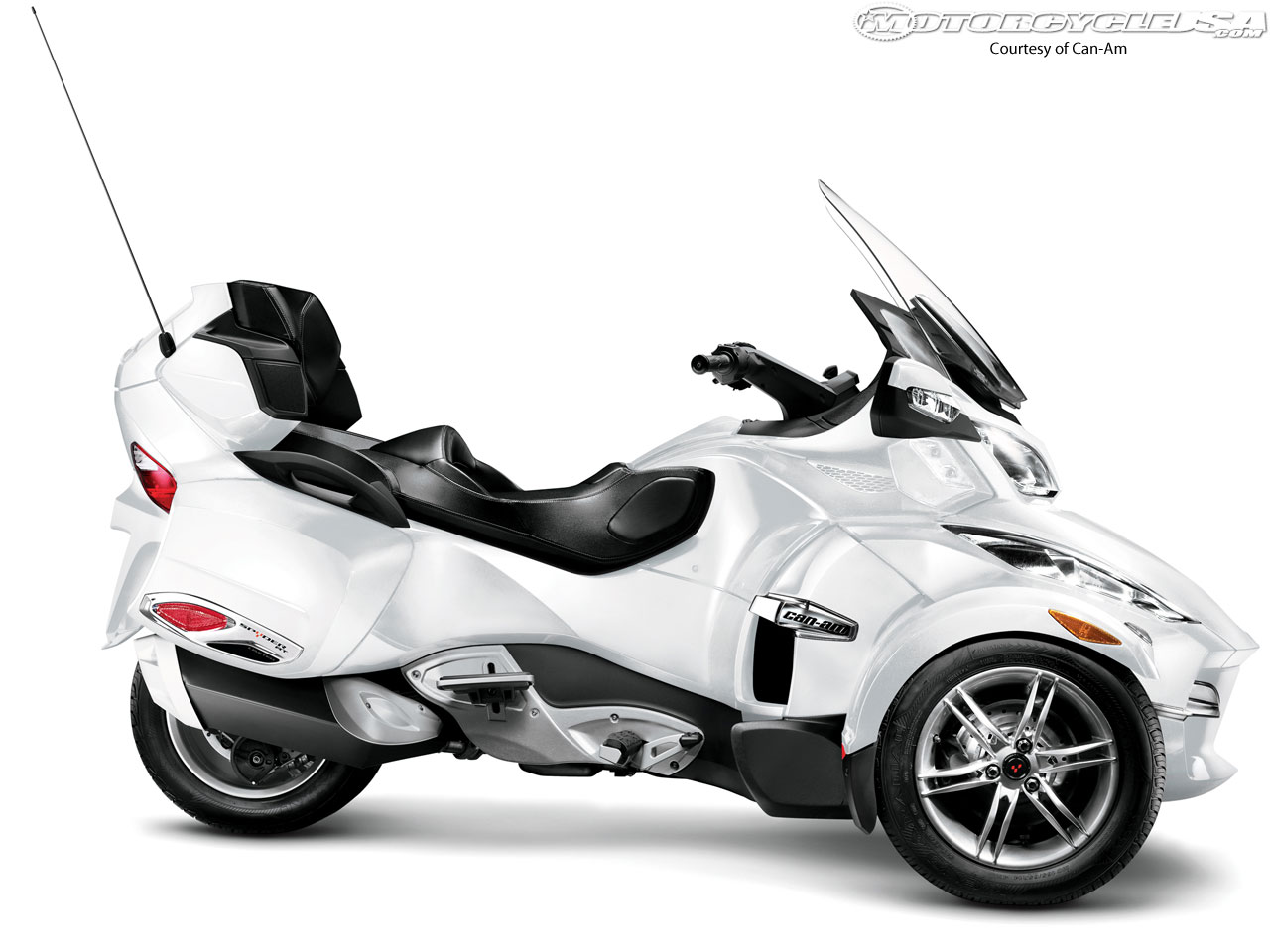 Can-Am Spyder RT 2011 images #94454