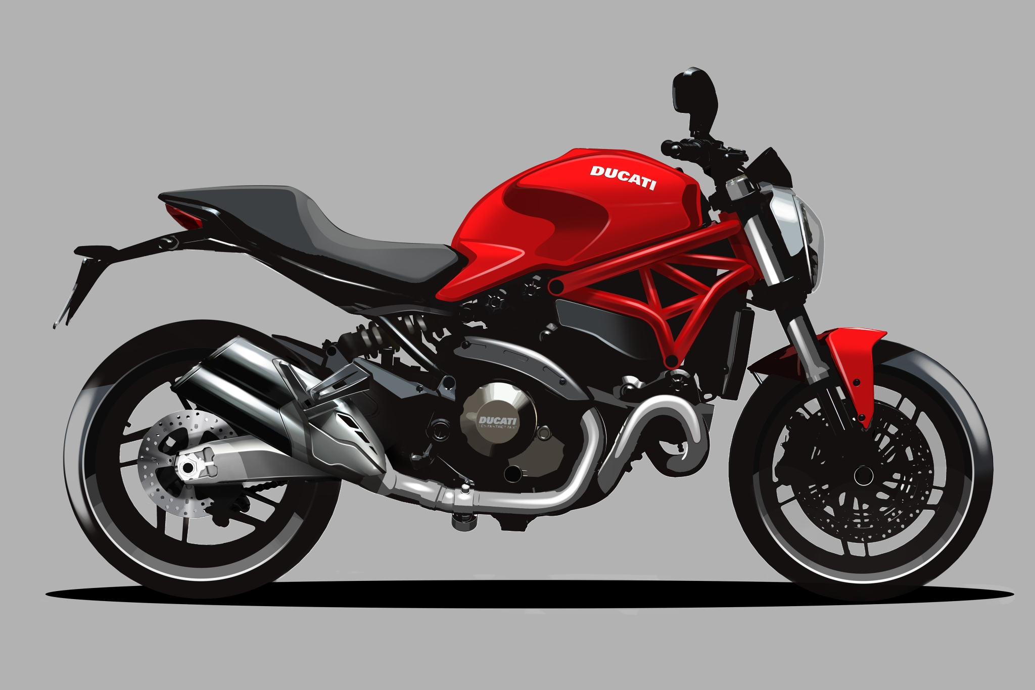 Ducati Monster 821 images #79378