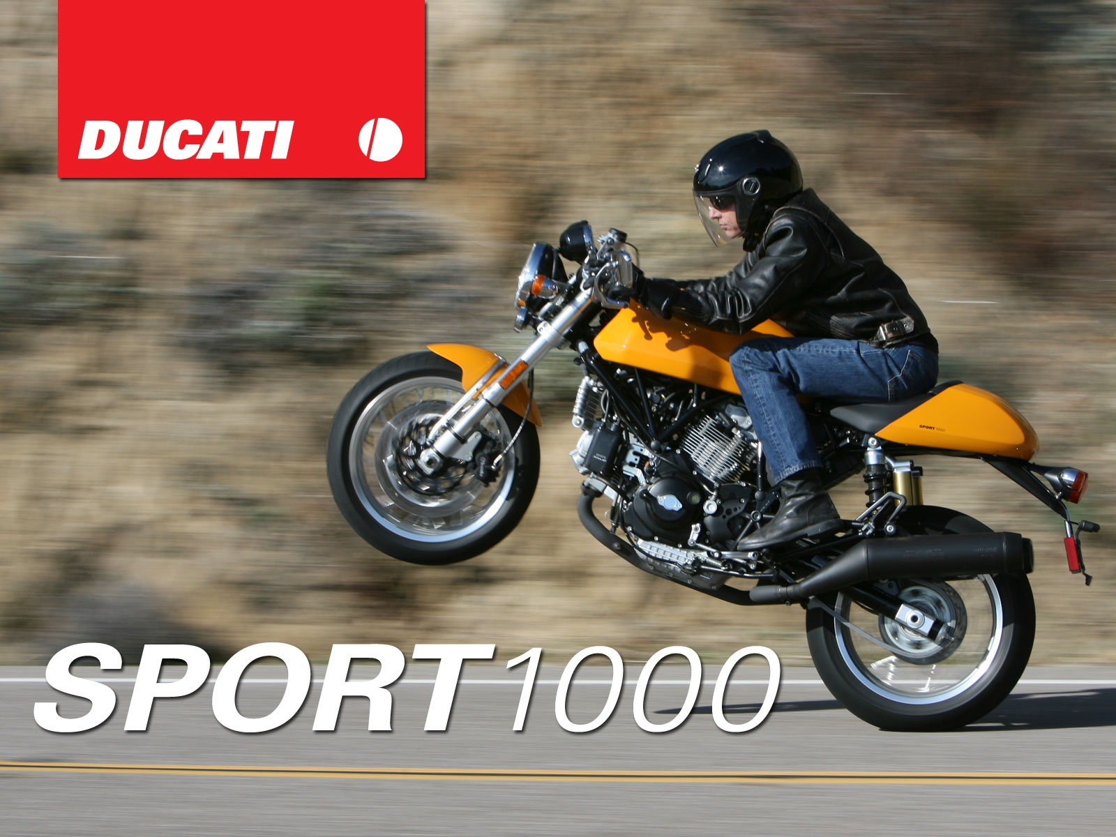 Ducati Sport 1000 wallpapers #11469