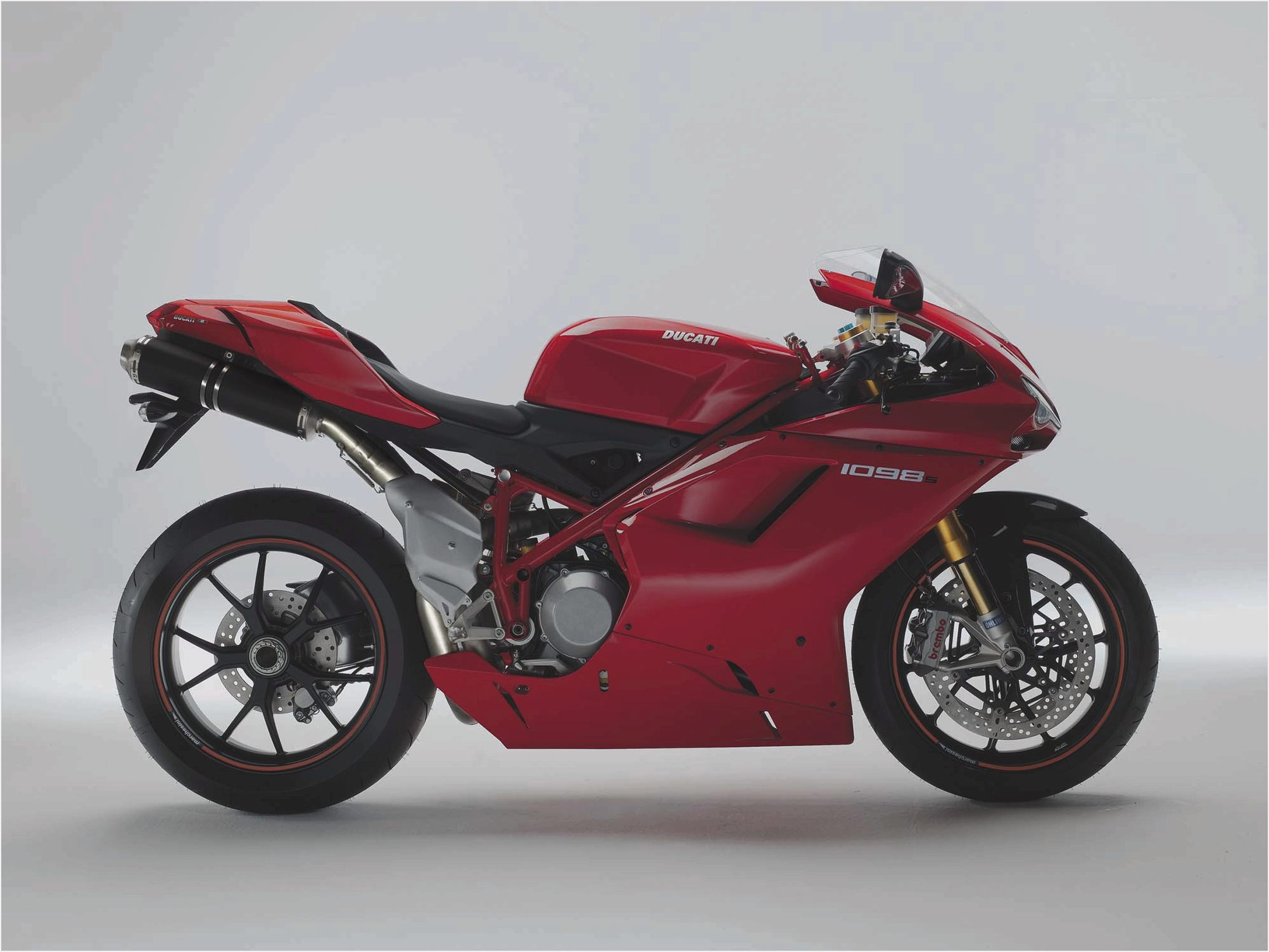 Ducati Superbike 1098 2008 wallpapers #12266