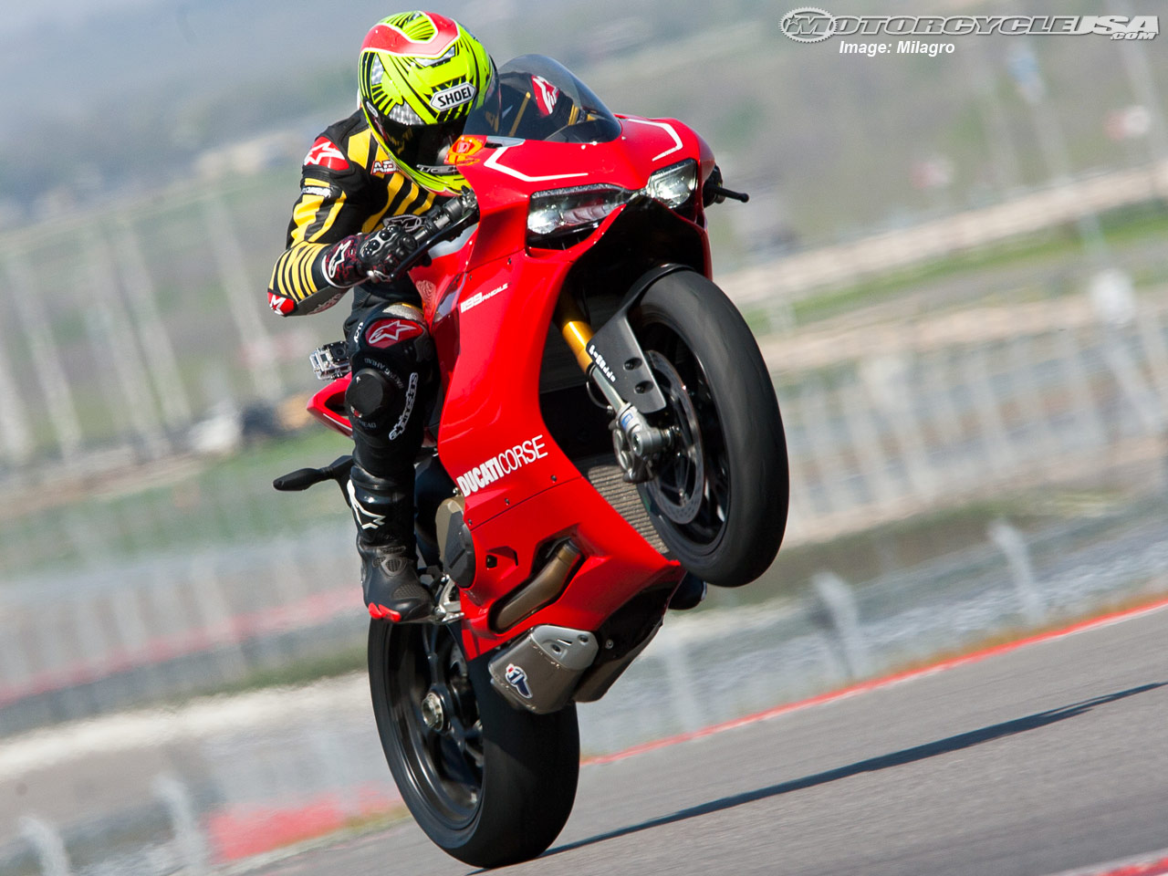 Ducati Superbike 1199 Panigale R wallpapers #13360