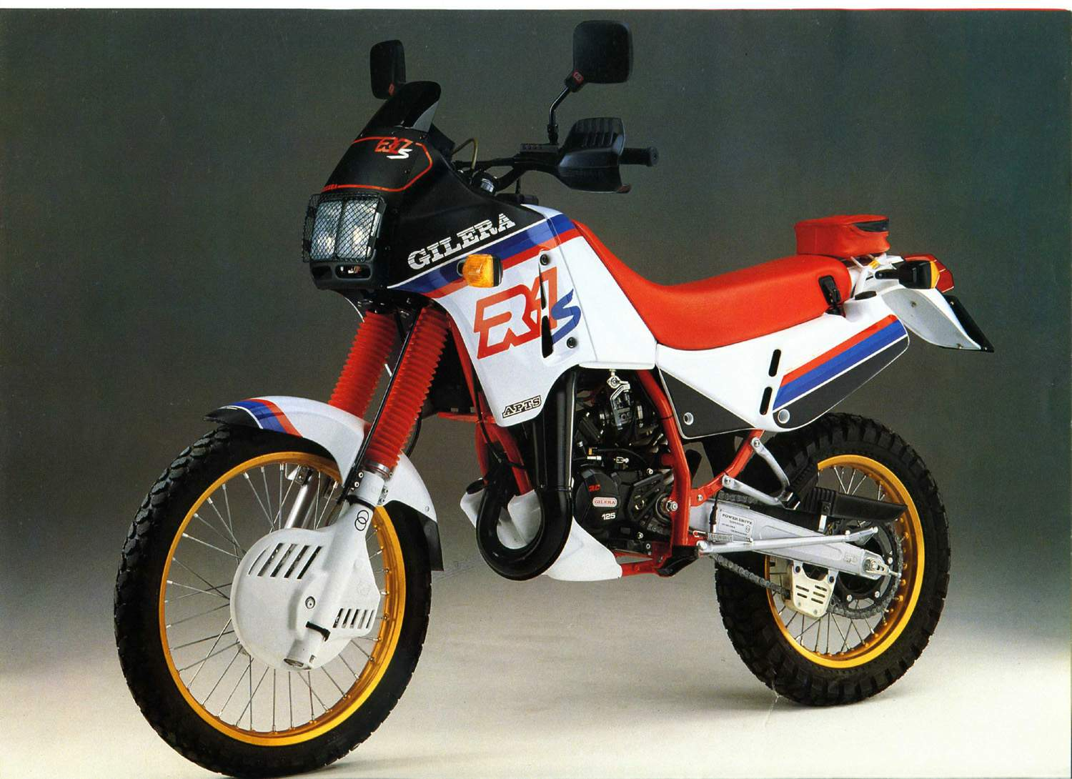 Gilera 350 Dakota 1987 images #158469
