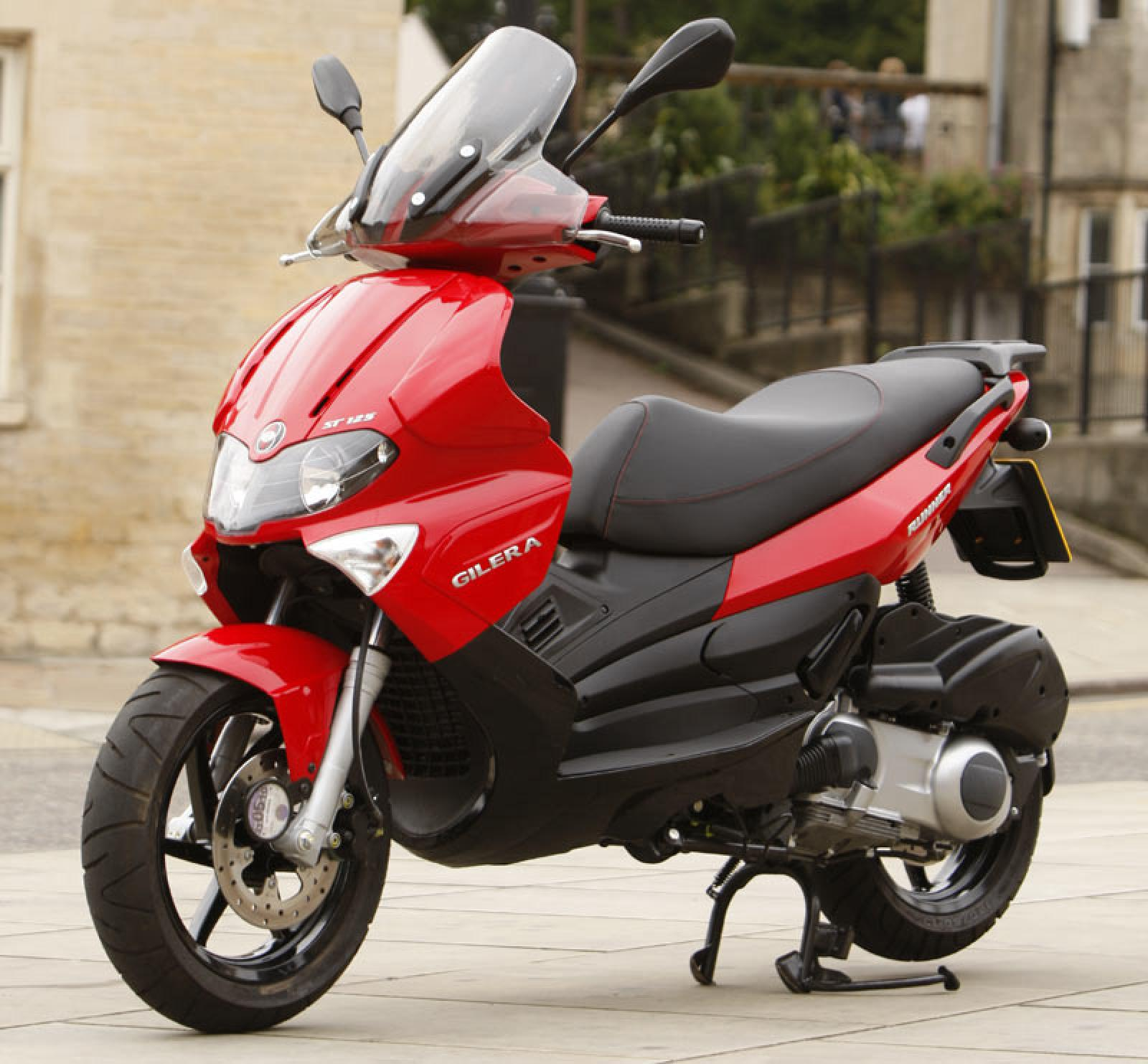 Gilera Runner SC 125 2007 wallpapers #137049