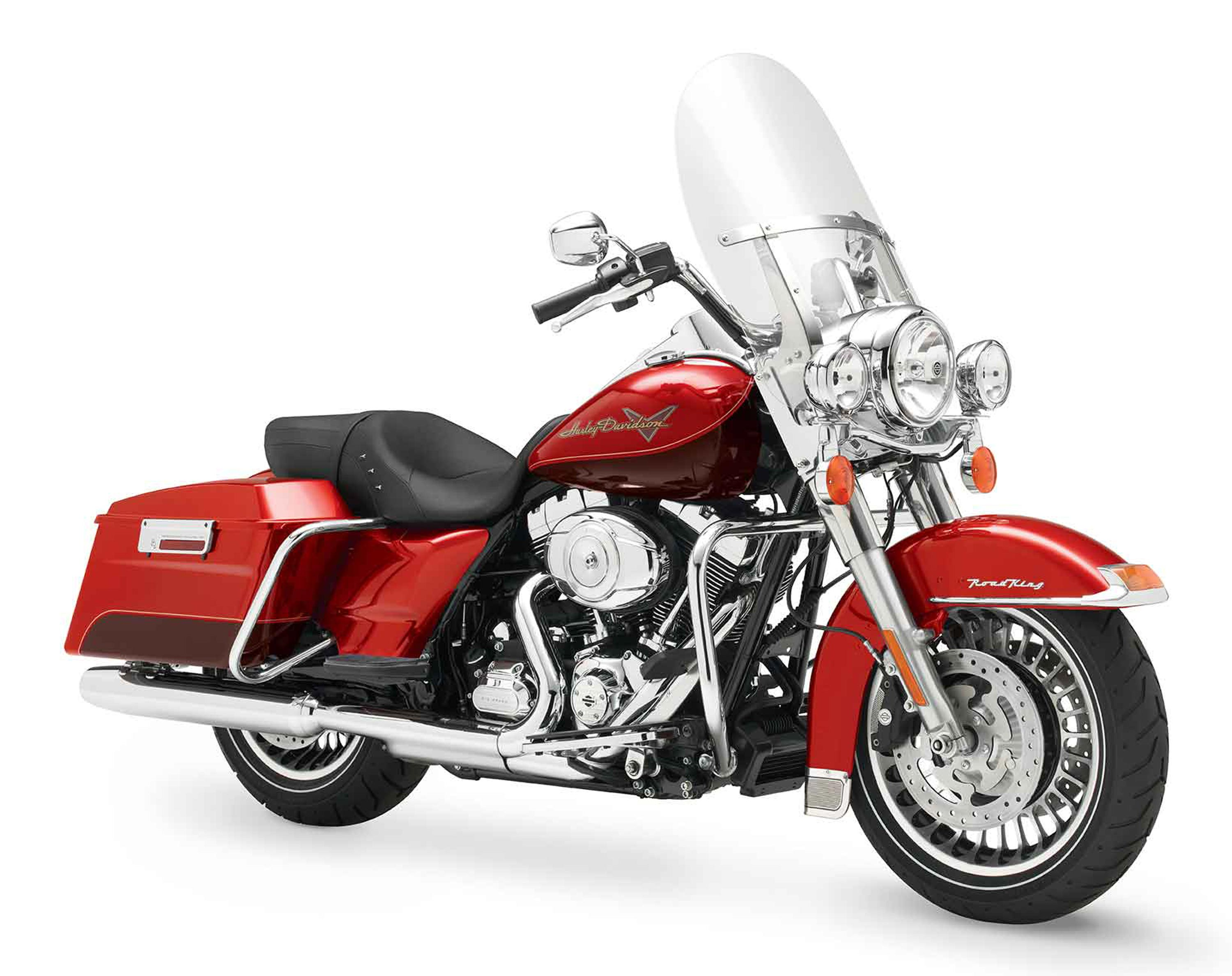 Harley-Davidson FLHR Road King 110th Anniversary 2013 images #81562