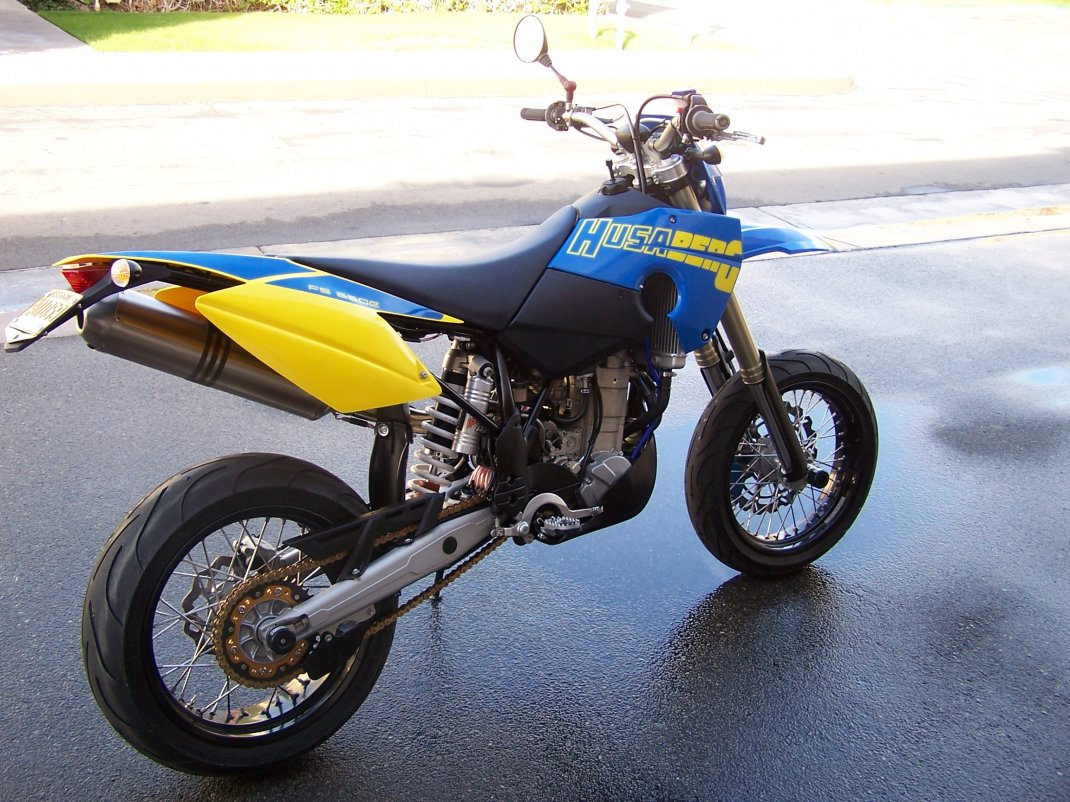 Husaberg FS 650 C 2006 wallpapers #160655