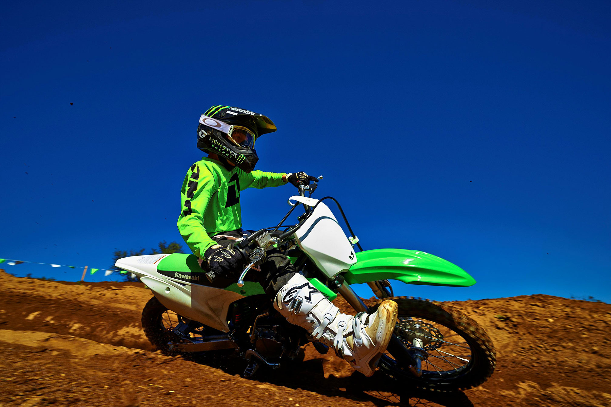 Kawasaki KX 85 II 2006 wallpapers #160556
