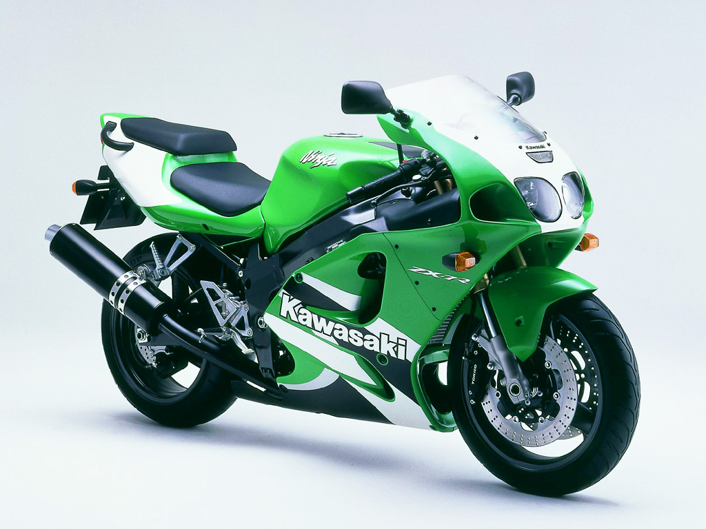 Kawasaki Ninja ZX-7R 2000 wallpapers #134672
