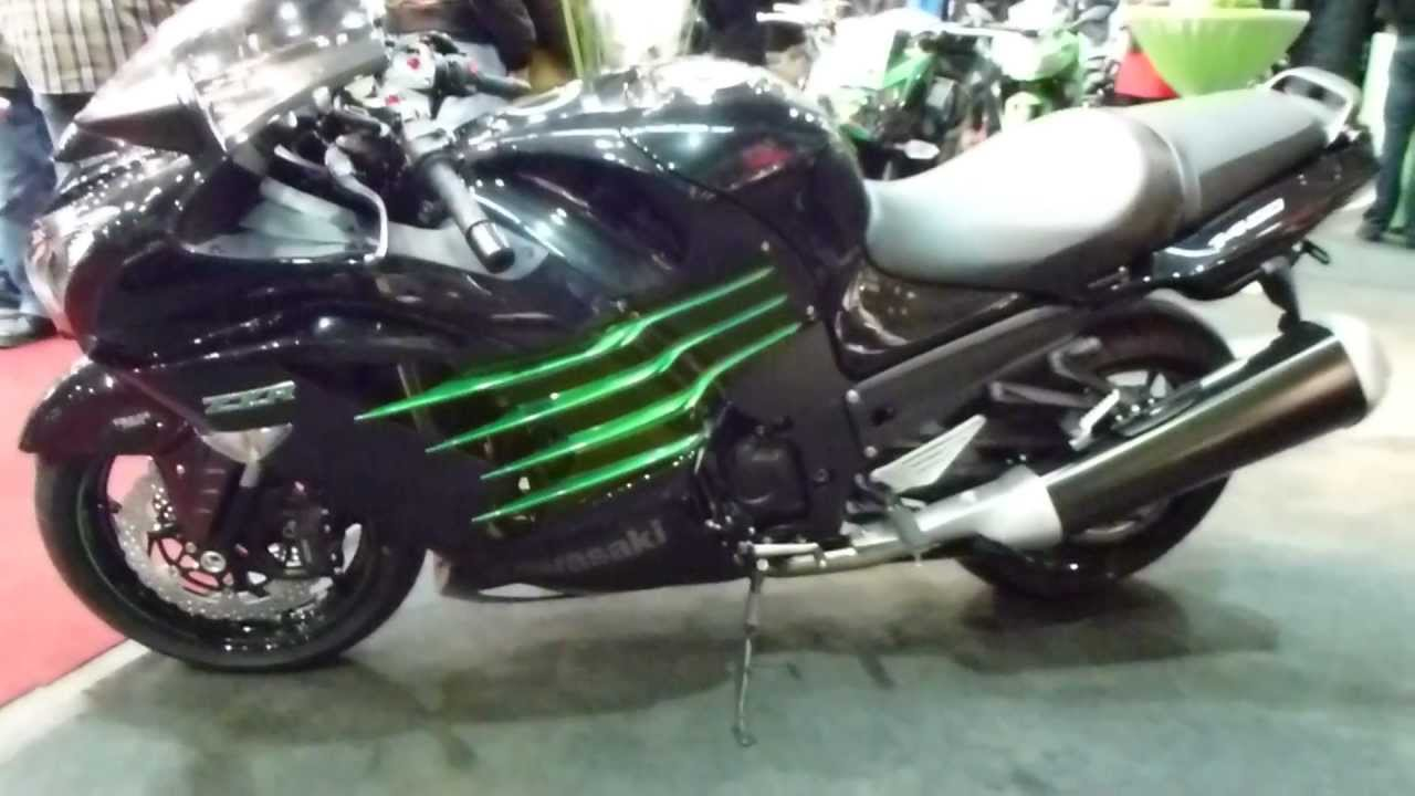 Kawasaki ZZR 1400SpecialEdition 2013 images #86518
