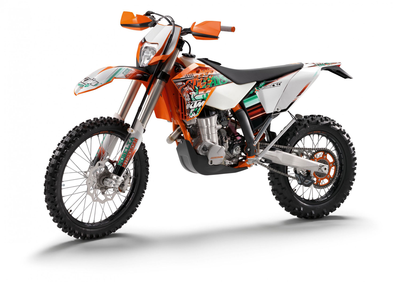 KTM 450 EXC Racing 2005 images #86418