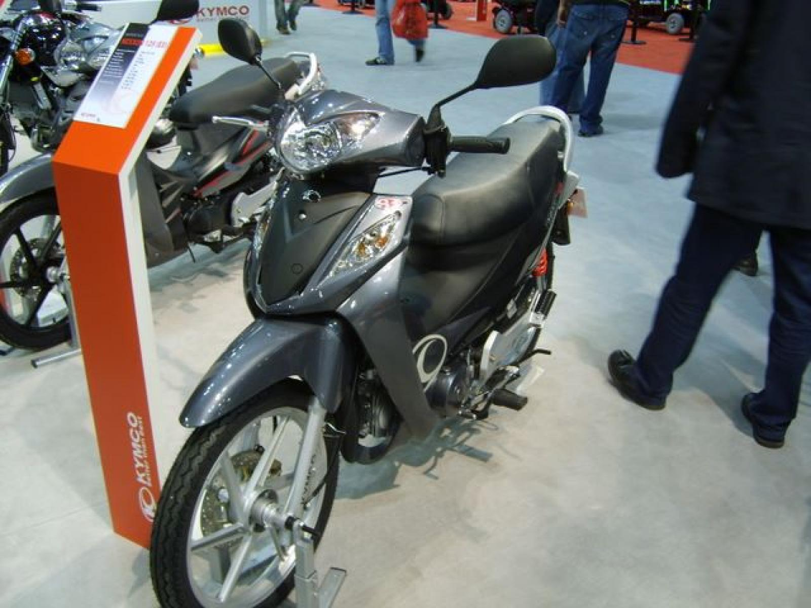 Kymco Heroism 125 2002 images #101102