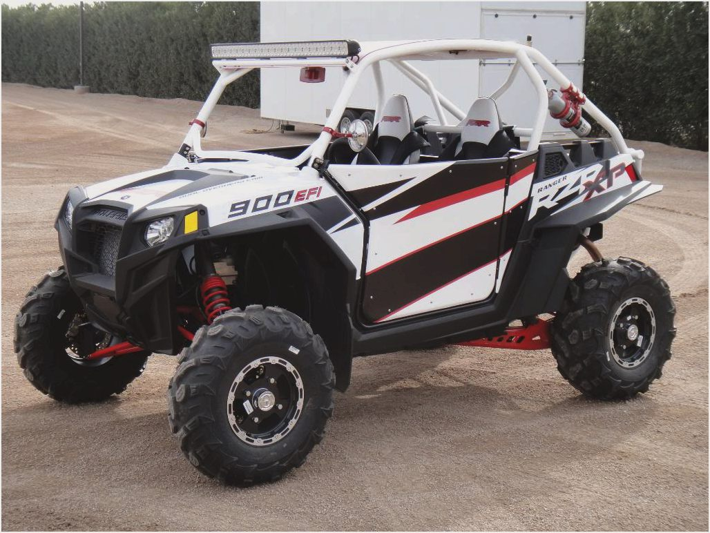 Polaris Ranger RZR XP900 2011 images #175919