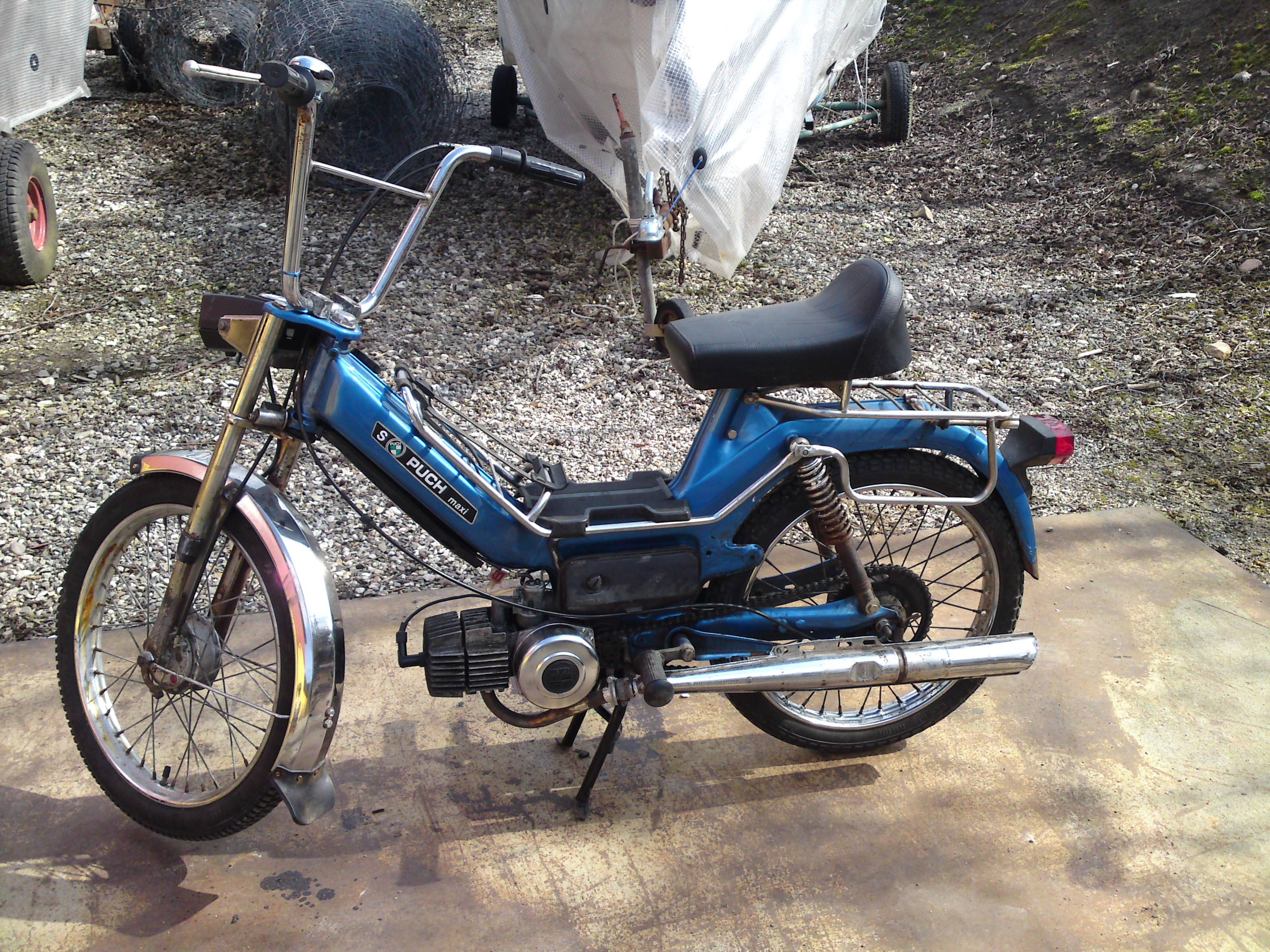 Puch 350 HWE 1985 images #121524