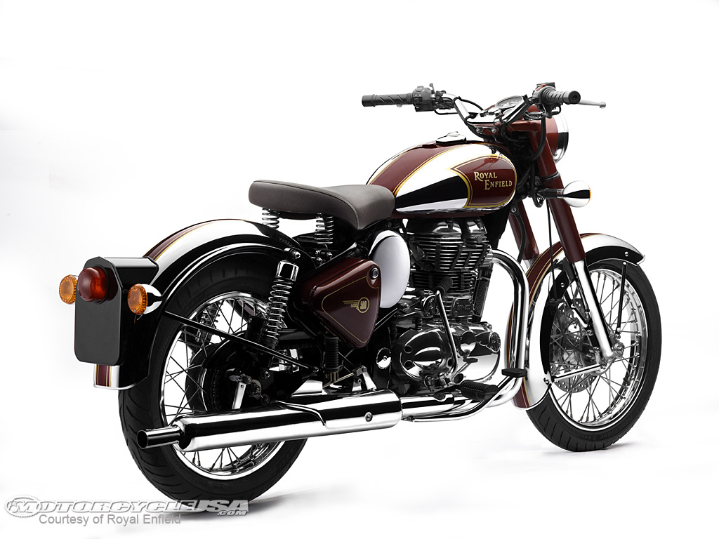 Royal Enfield Bullet 500 Classic 2011 images #123988