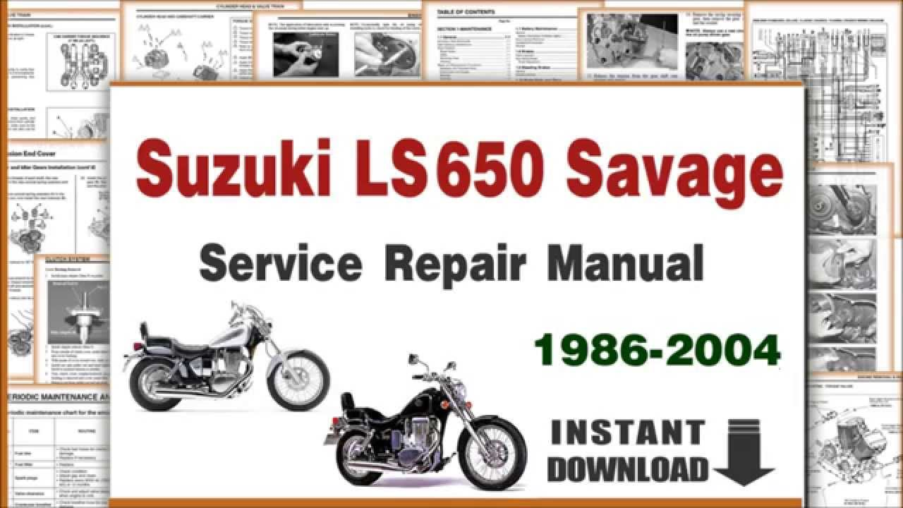 Suzuki Savage 650 2004 wallpapers #135266