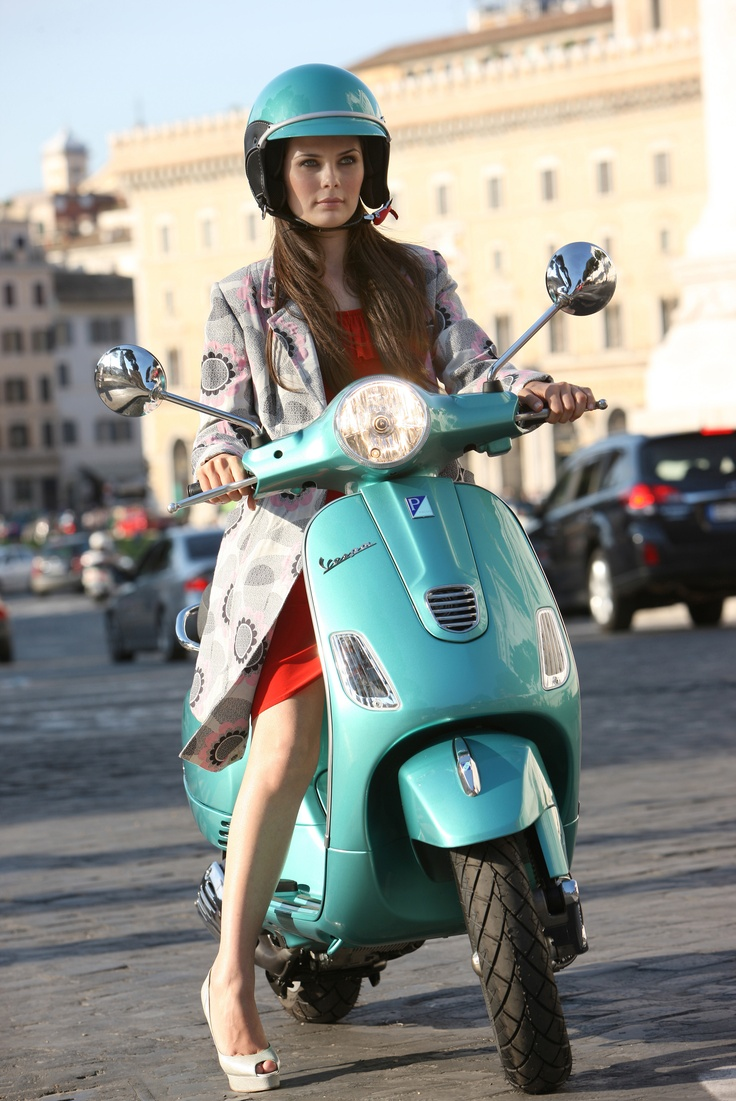 Vespa LX Rosa Chic 150 2011 wallpapers #130109
