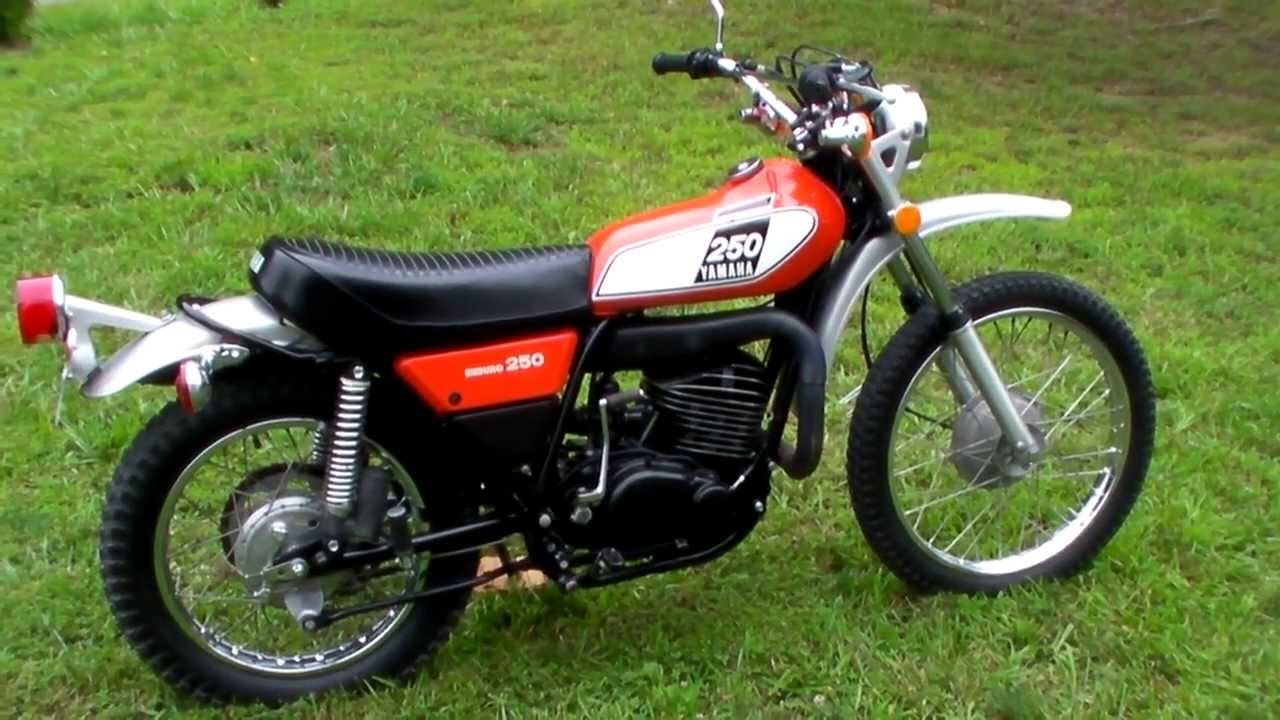 Yamaha DT 250 1973 images #90001