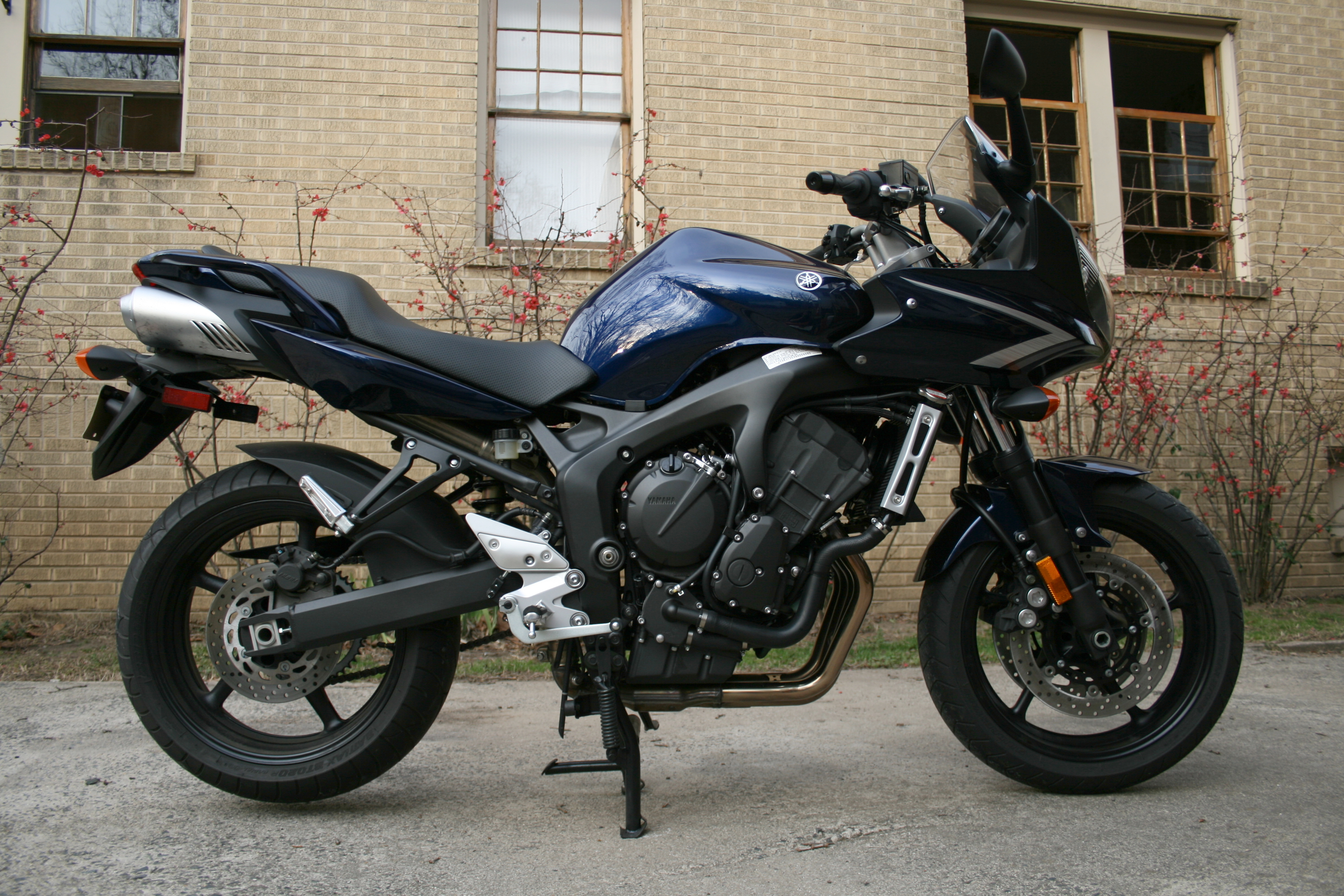 Yamaha FZ 6N S2 ABS 2009 images #91879