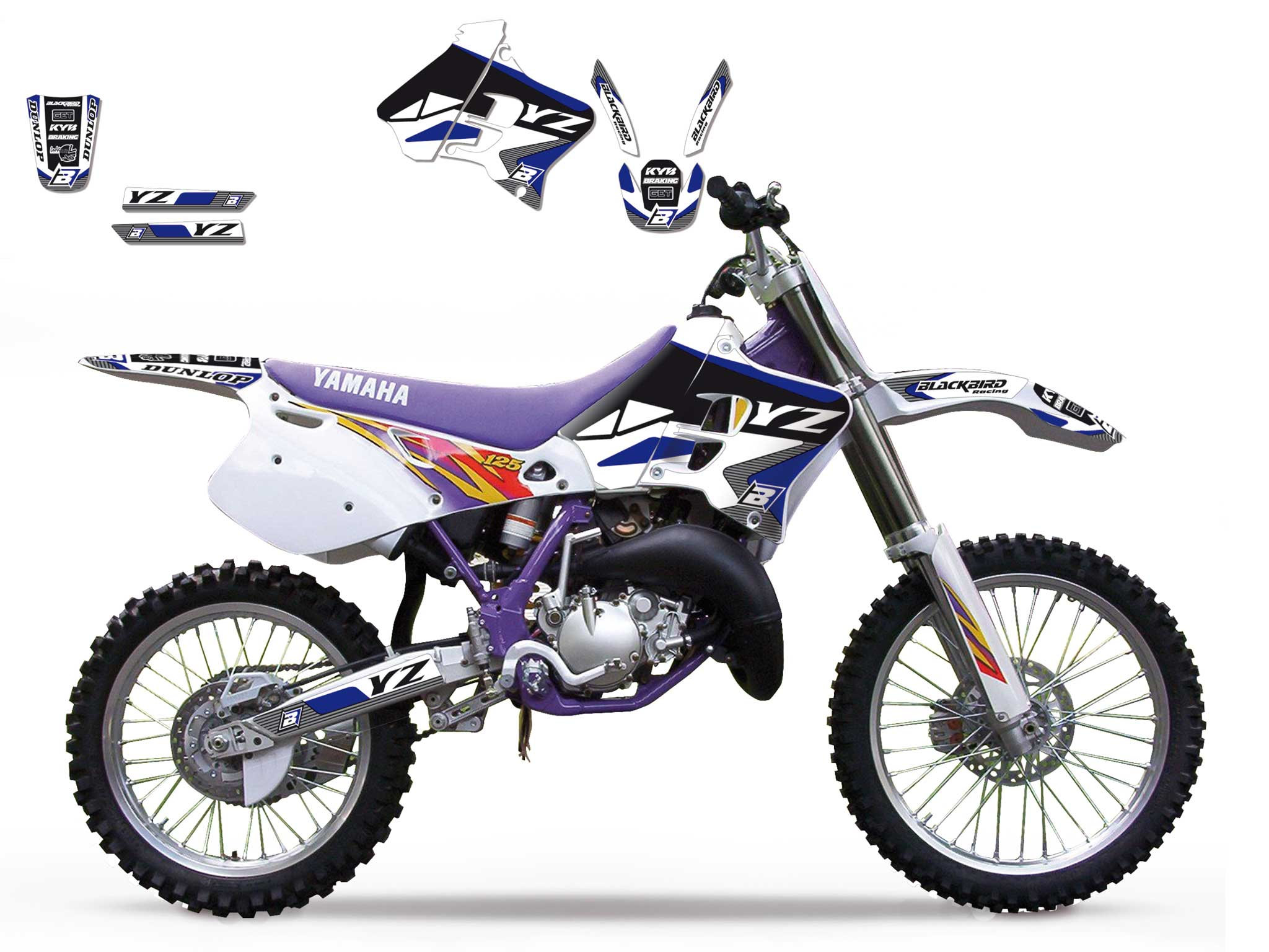 1993 yamaha yz 125 pics specs and information for Yz yamaha 125
