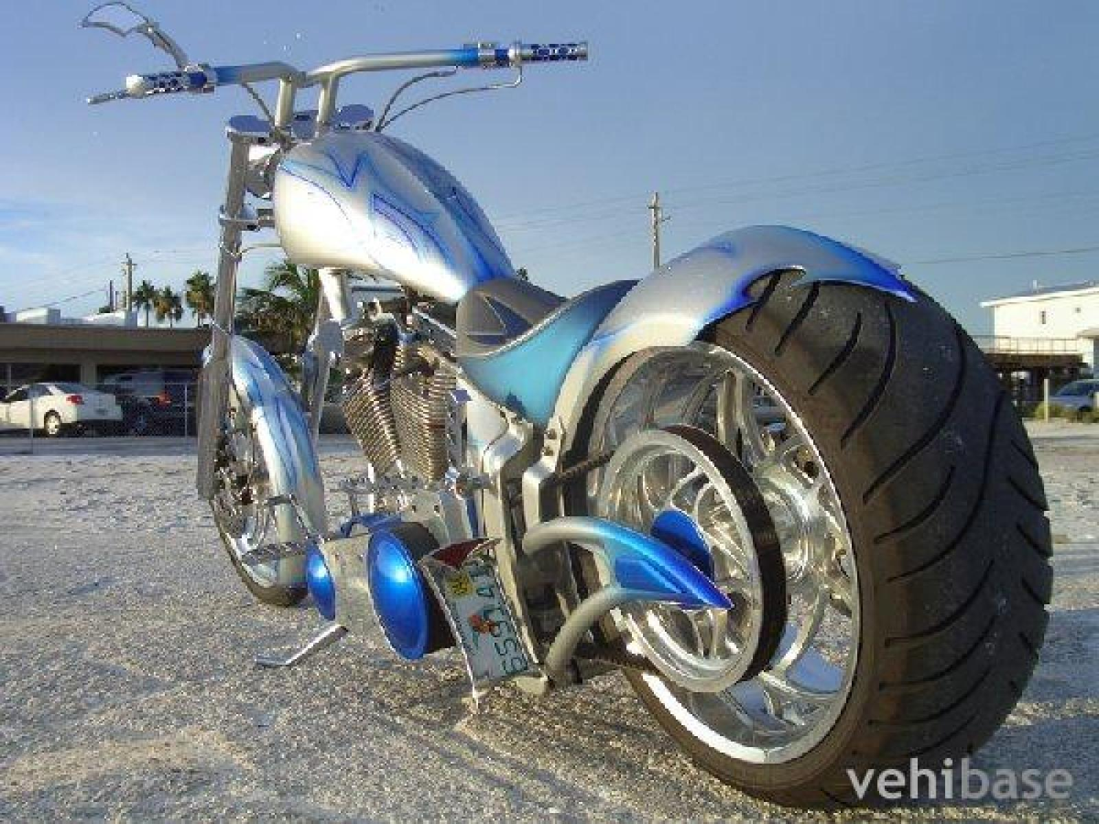 Big Bear Choppers Sled ProStreet 100 EFI wallpapers #136552