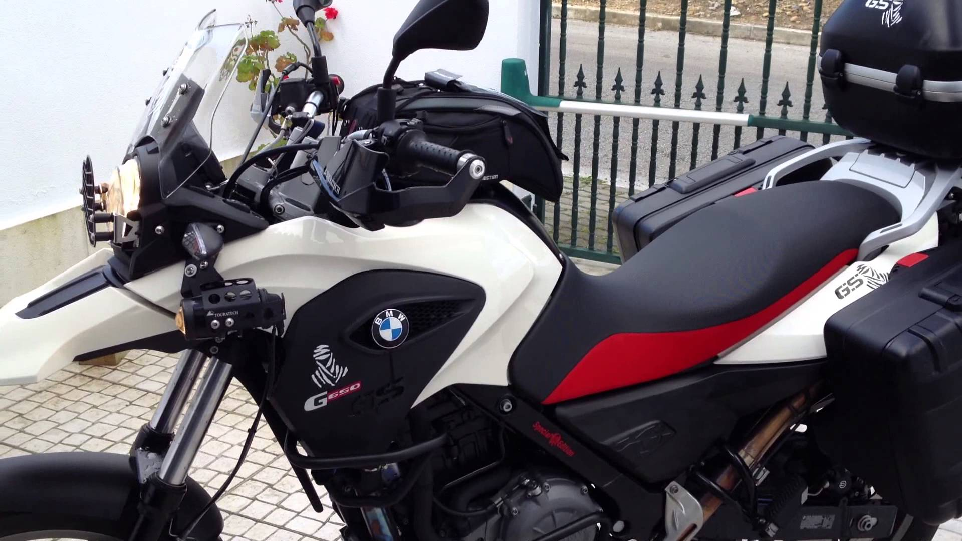 BMW G 650 GS images #8393