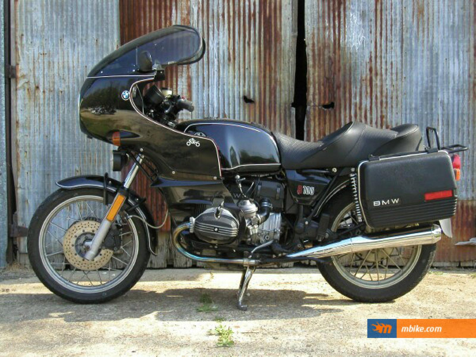BMW R100RS 1981 images #4632
