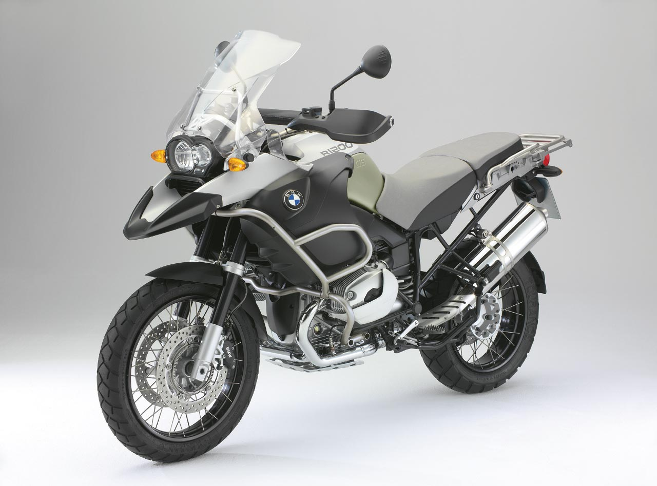 BMW R1200GS 2006 images #77987