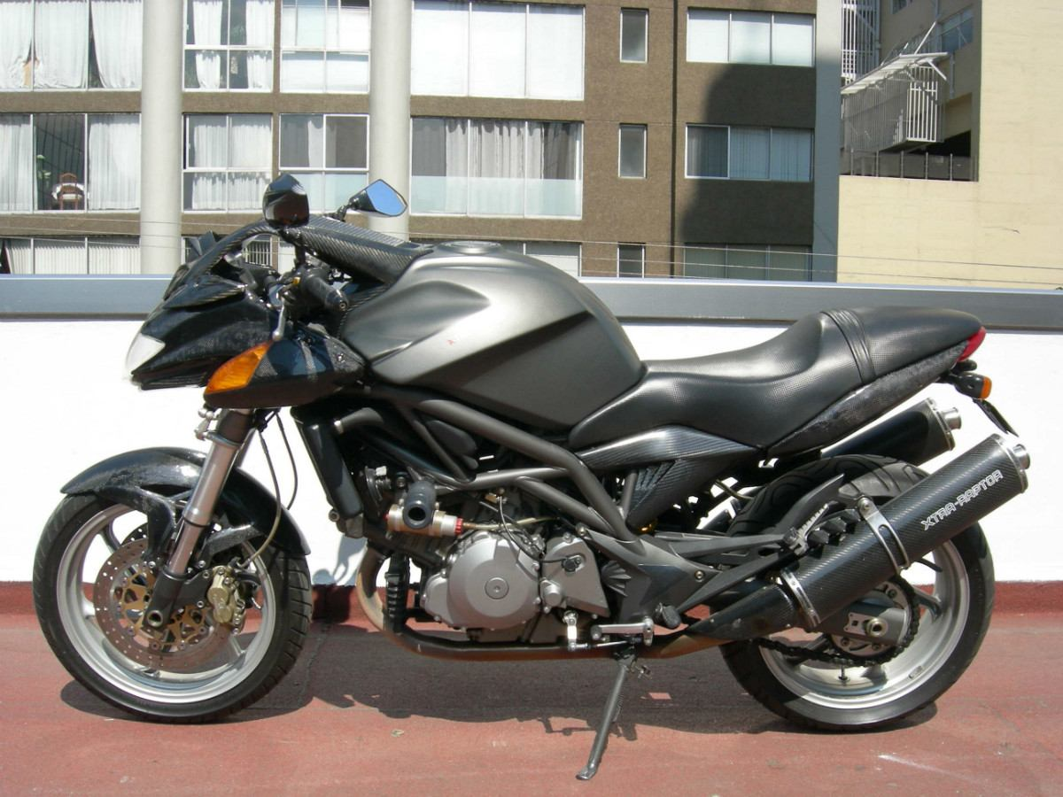 Cagiva Xtra Raptor 1000 images #68005