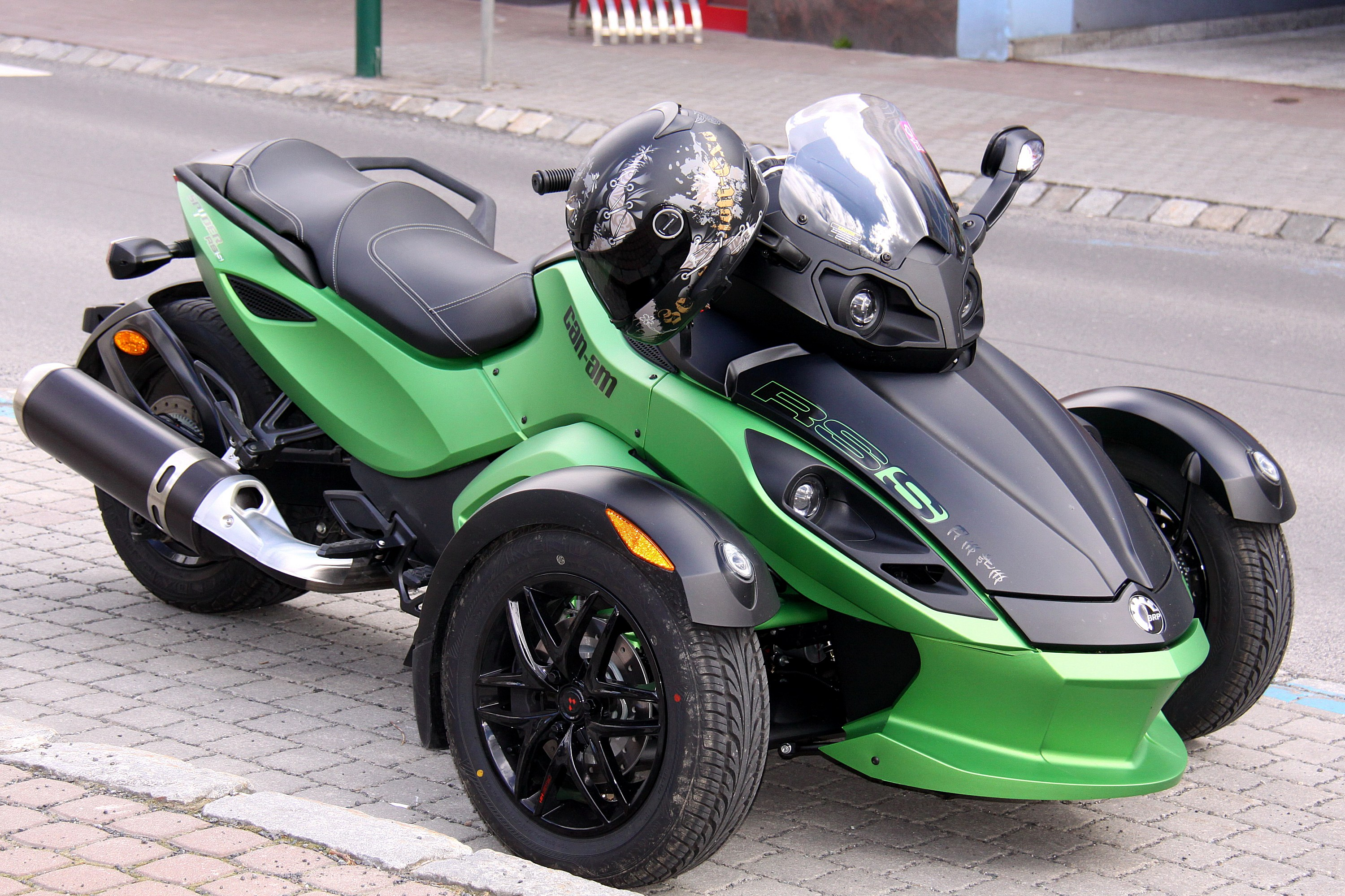 Can-Am Spyder RS-S images #153606