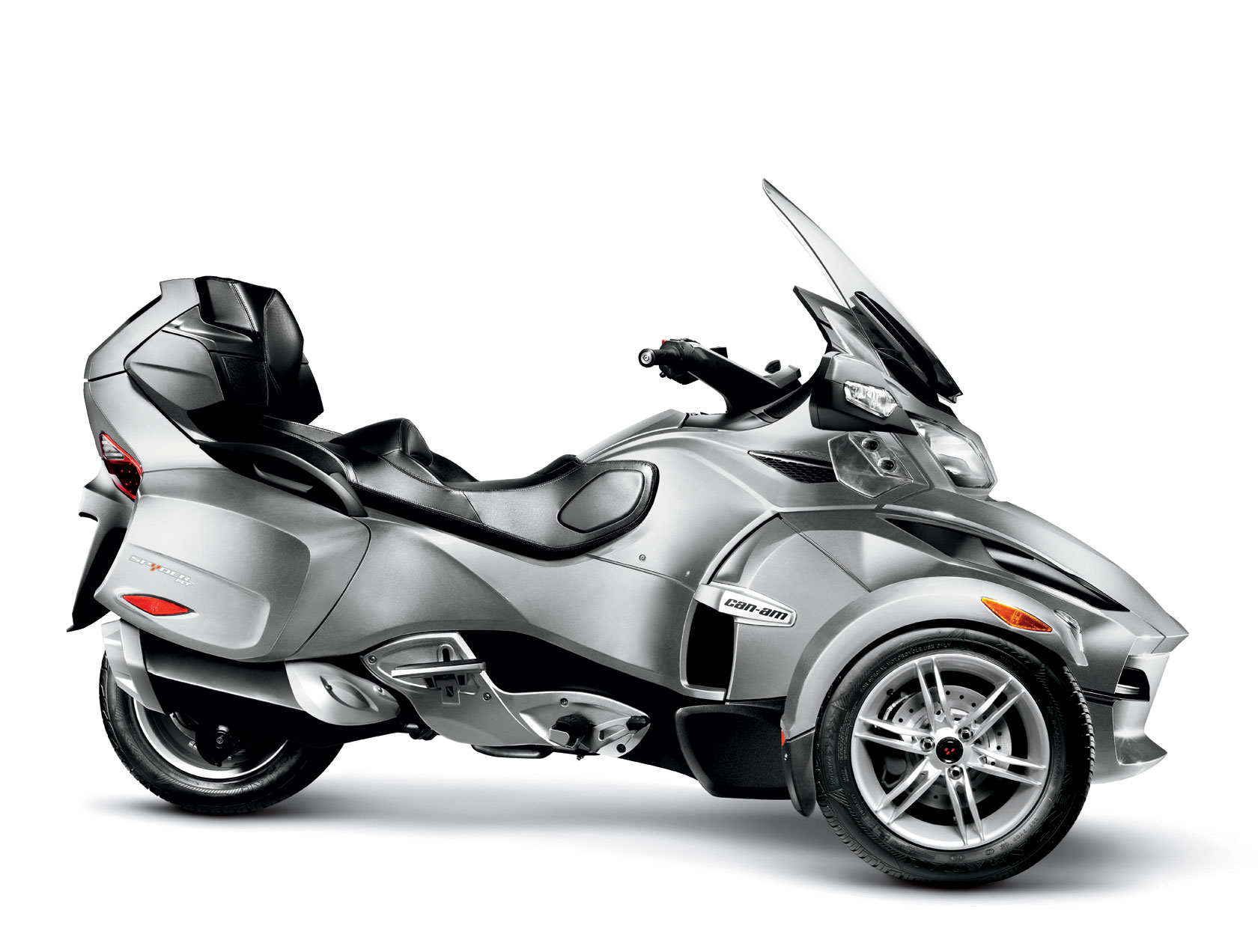 Can-Am Spyder RT-S 2011 images #68696