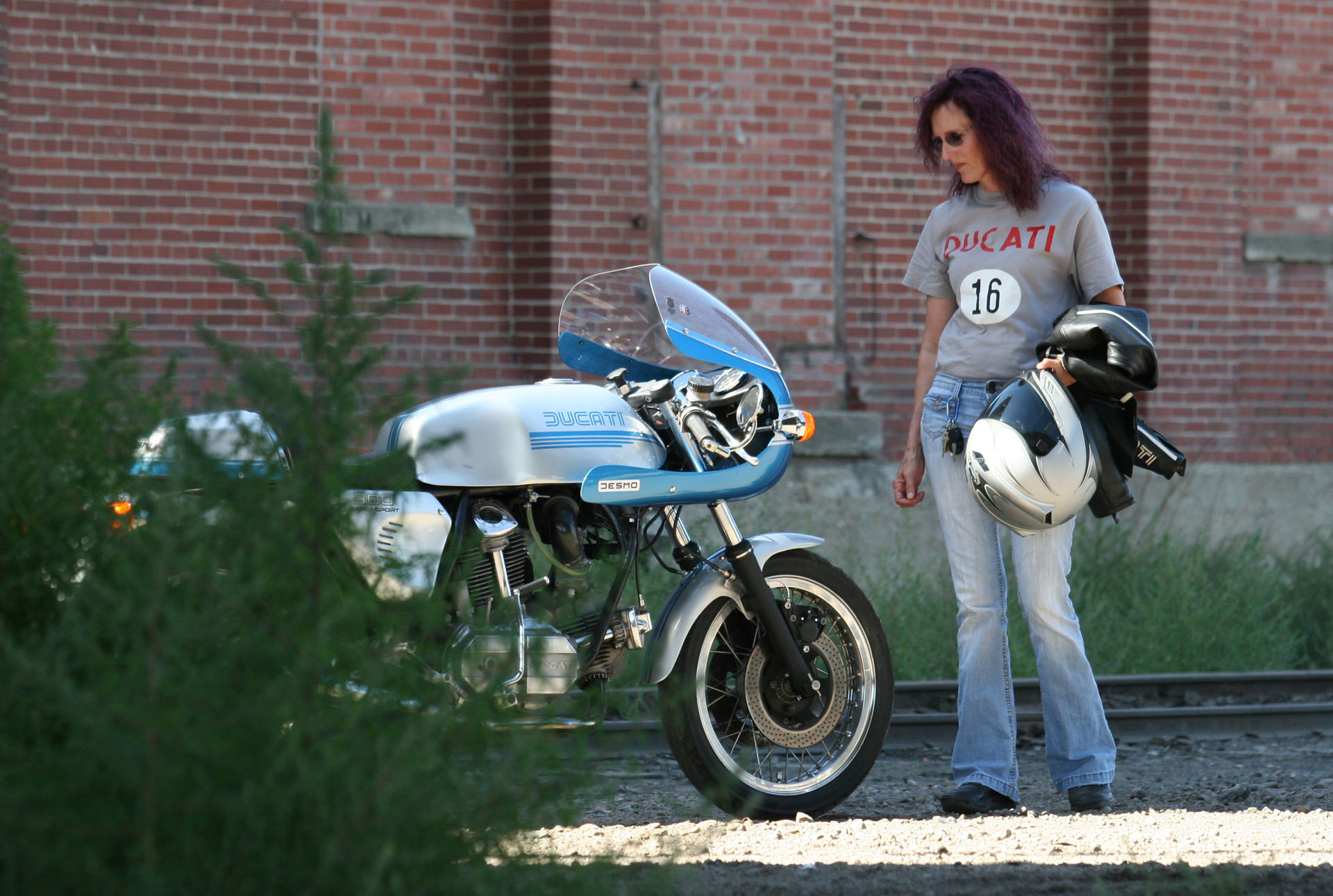Ducati 860 GTS 1976 wallpapers #160157