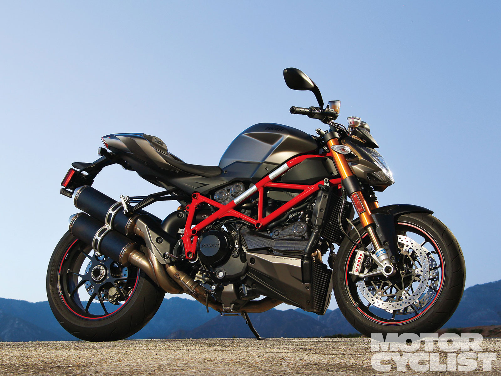 Ducati Streetfighter S wallpapers #12862