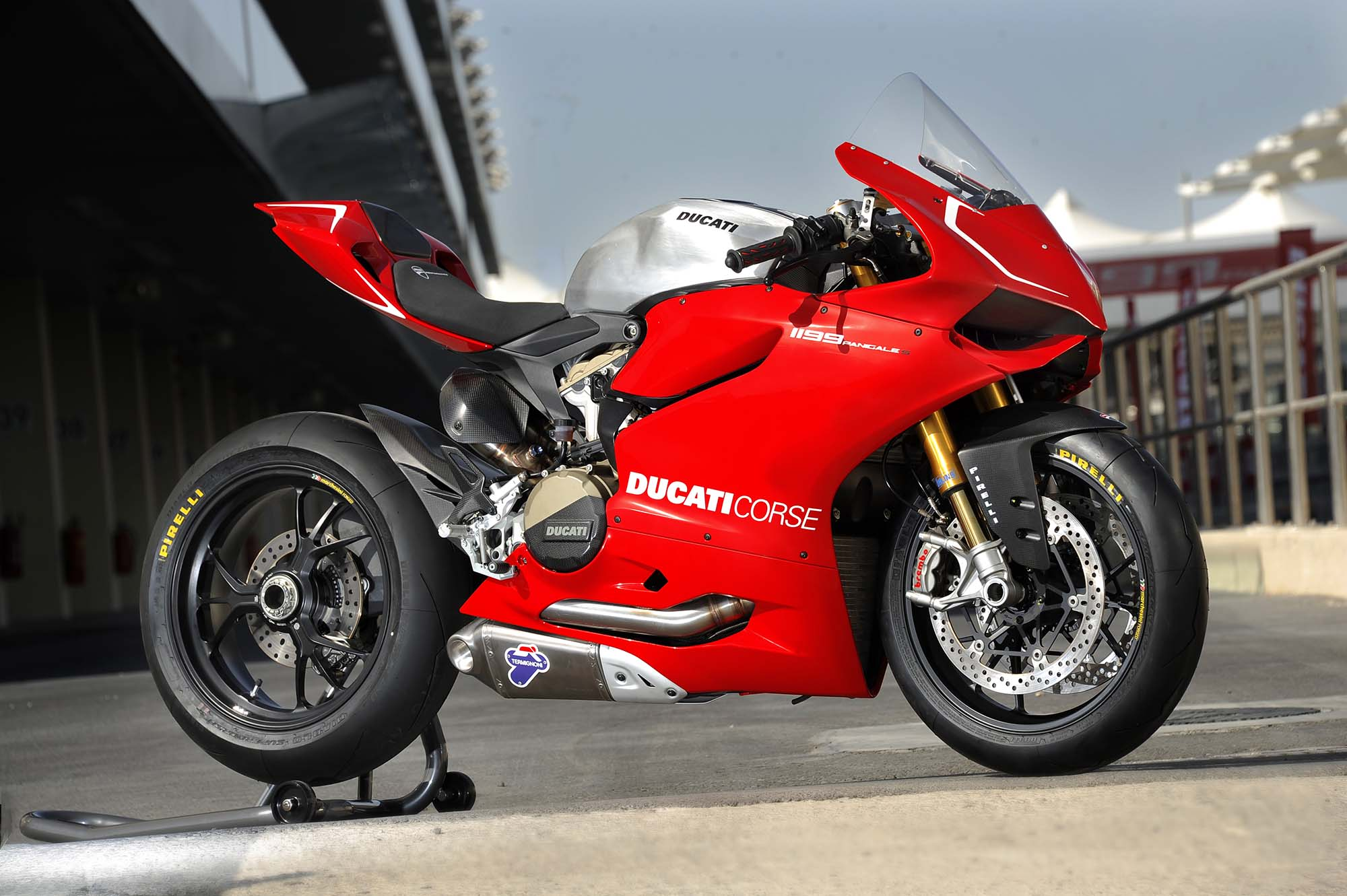 Ducati Superbike 1199 Panigale R wallpapers #13361