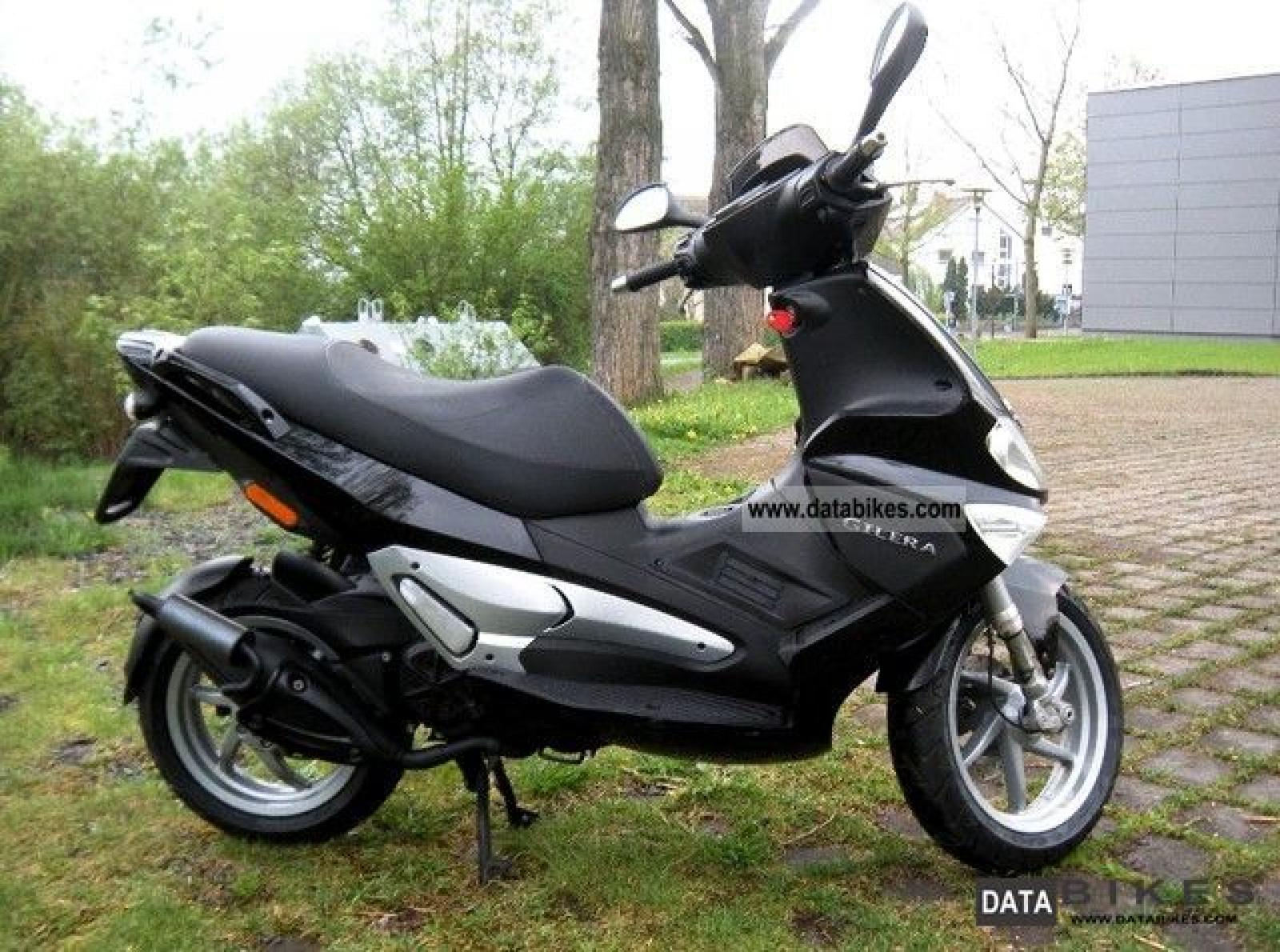 Gilera Runner Pure Jet 2007 wallpapers #160755