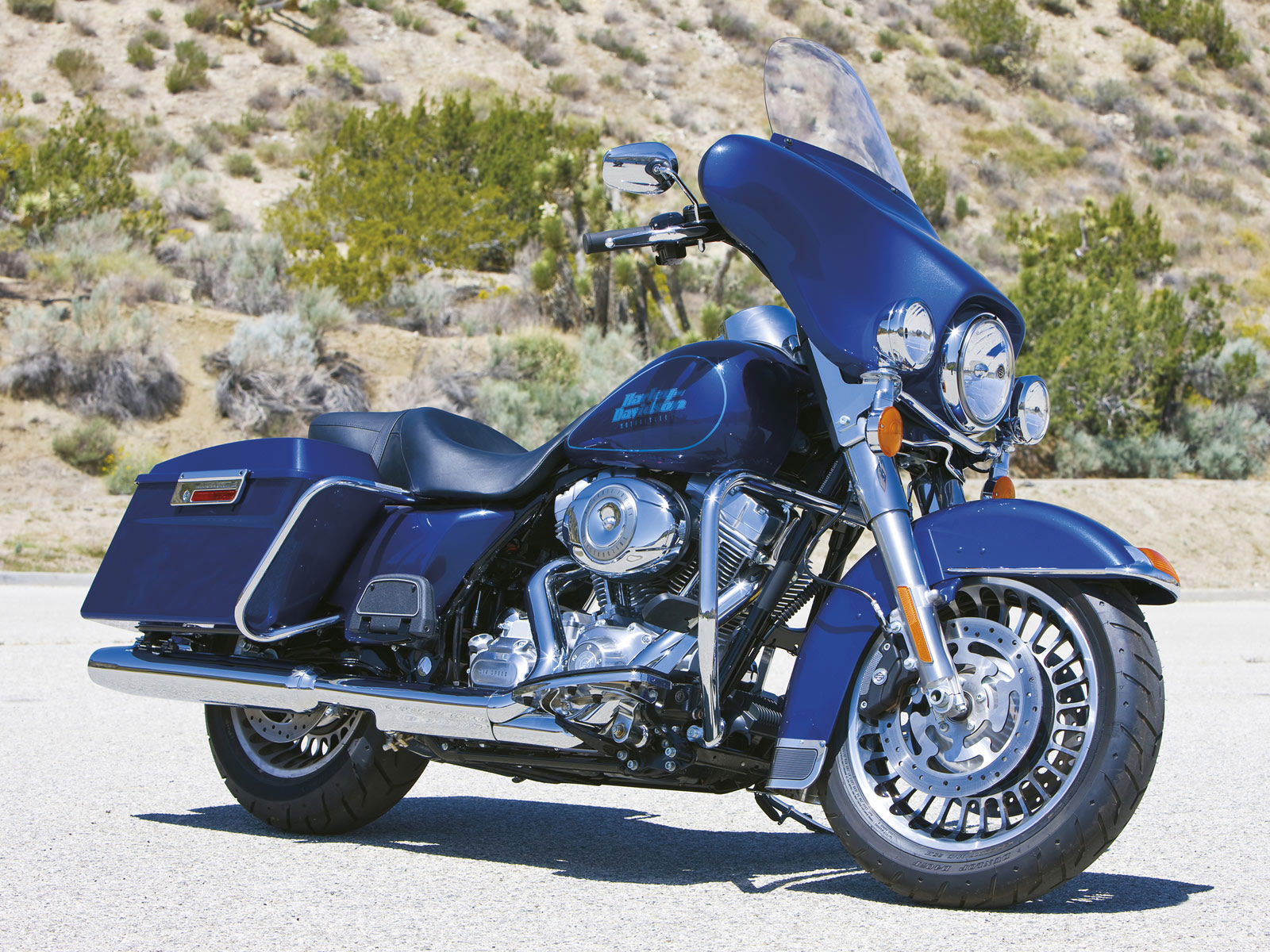 Harley-Davidson FLHTC Electra Glide Classic 2004 pics #18129