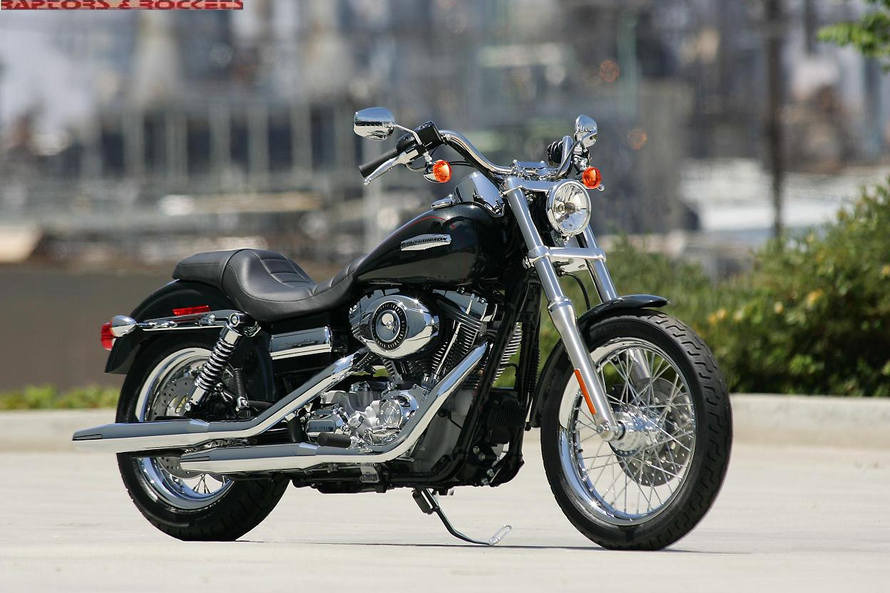 Harley-Davidson FXDL Dyna Low Rider pics #17536