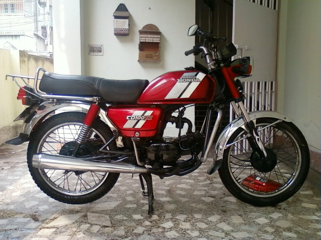 2006 Hero Honda Cd 100 Ss Pics Specs And Information Ct Bike Wiring Diagram Images 74833