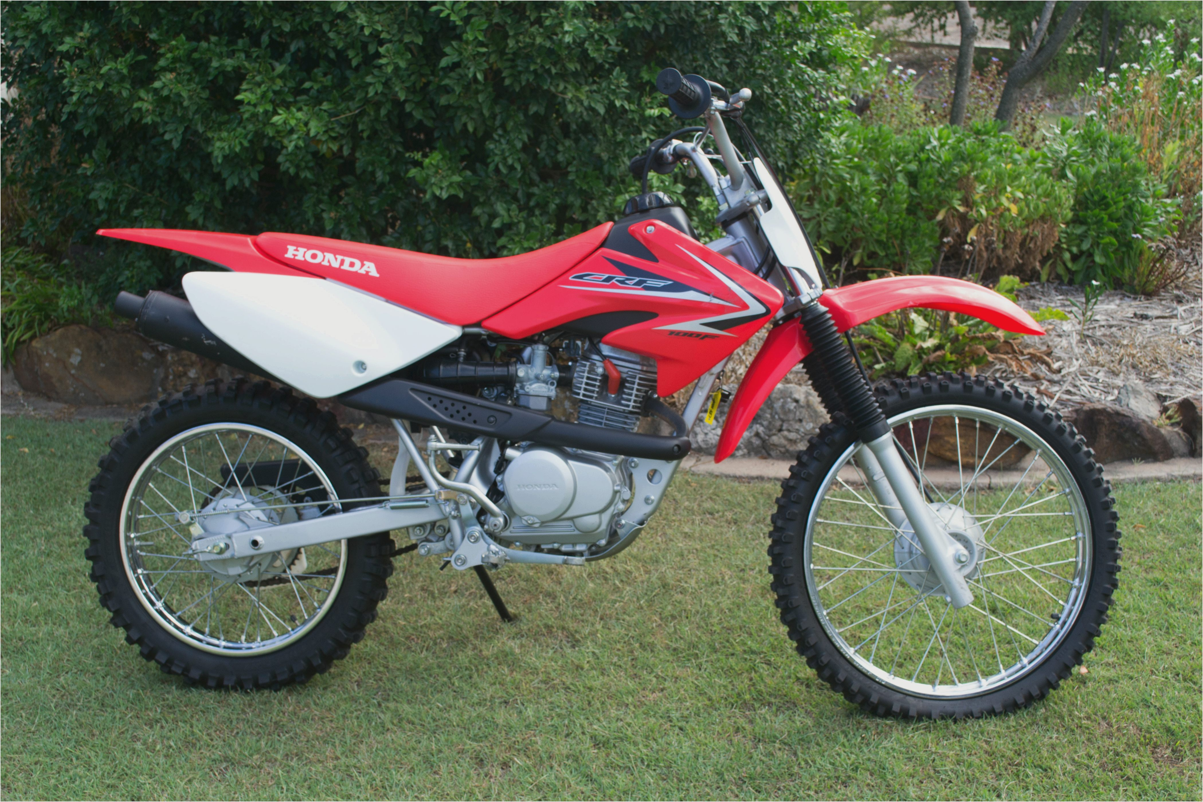 Honda Crf 100 F Pics Specs And List Of Seriess By Year Onlymotorbikes Com