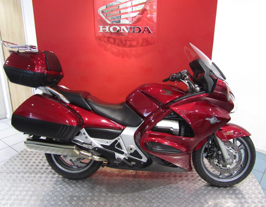Honda ST 1300 Pan European ABS 2007 images #82354