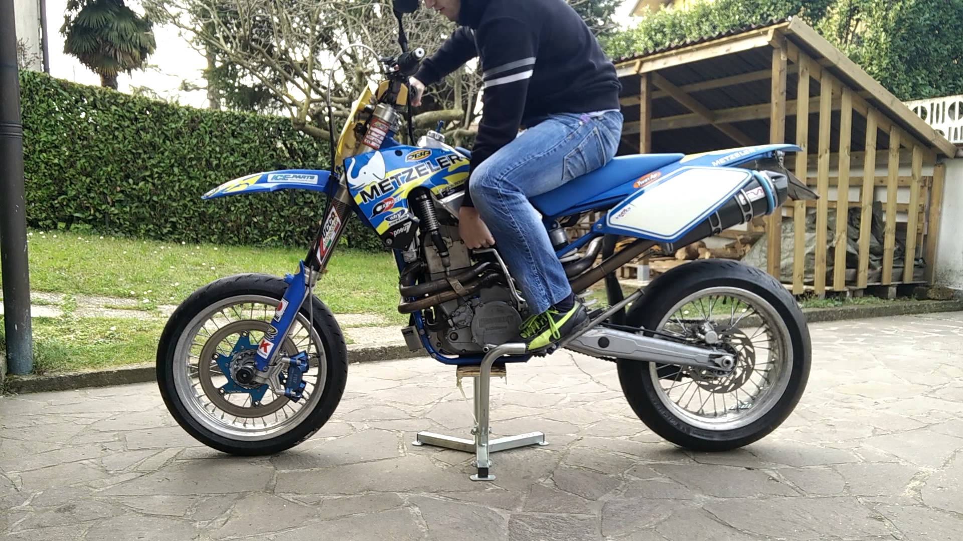 Husaberg FS 650 C 2006 wallpapers #160656