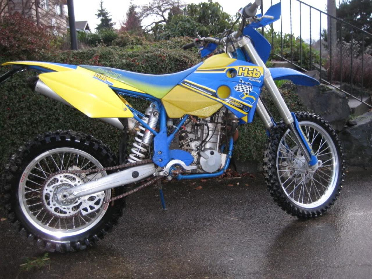 Husaberg FX 650 E wallpapers #137843