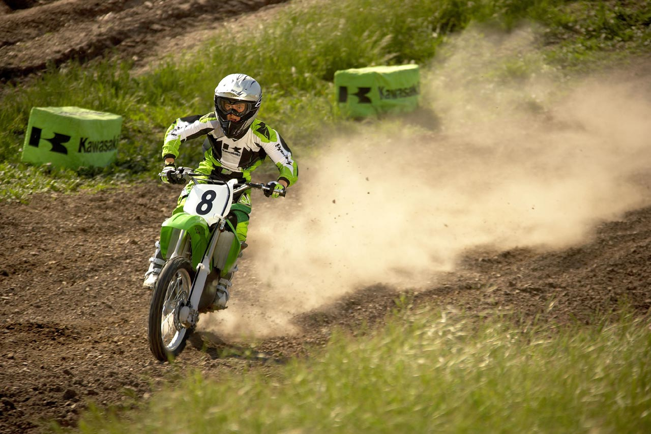 Kawasaki KX 85 II wallpapers #160562